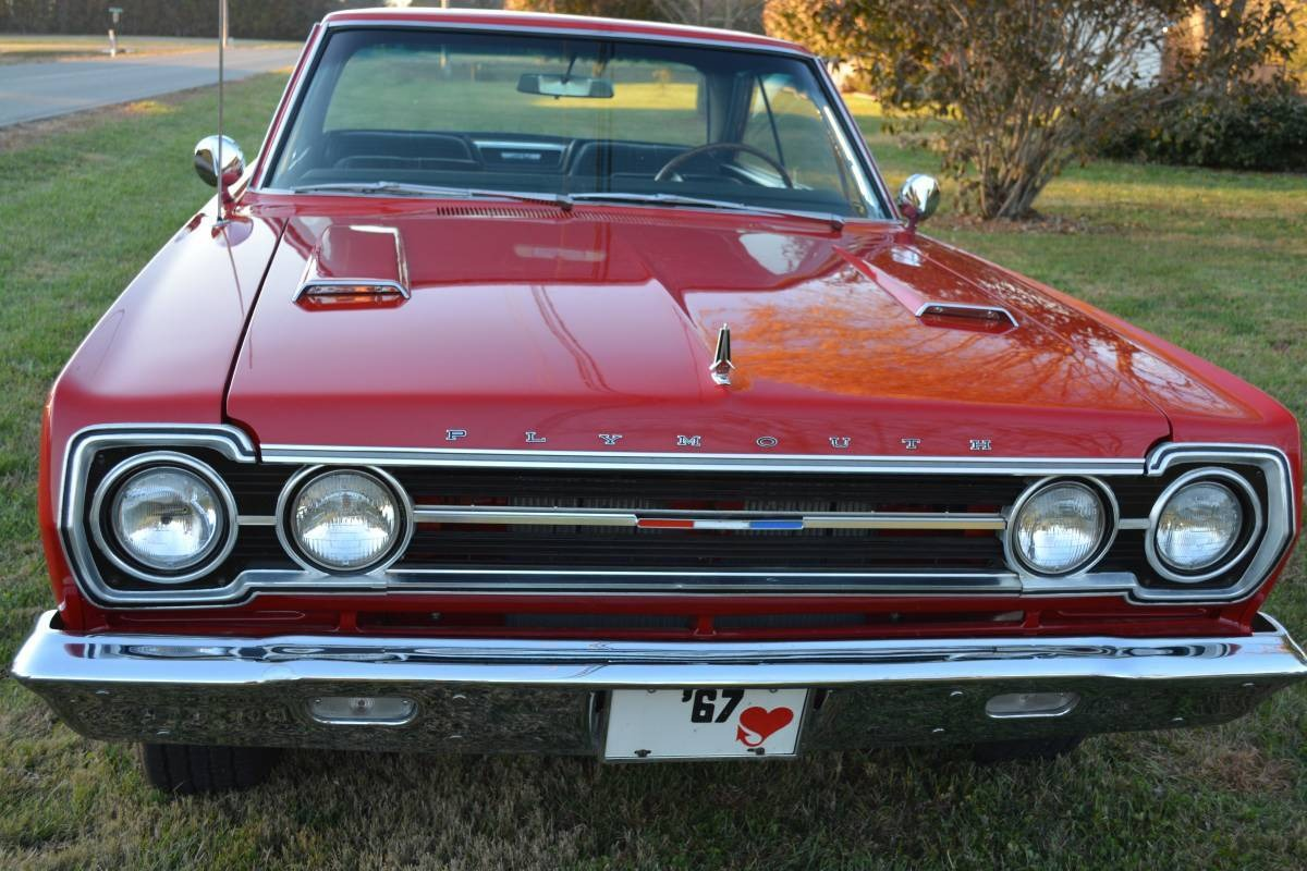 Used 1967 Plymouth GTX - 440 SCAT PACK - 4 SPEED - | Mundelein, IL