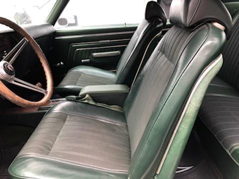 Used 1970 Pontiac Lemans - RAM AIR HOOD - 400 CI V8 ENGINE - JUDGE STRIPES -   Mundelein, IL