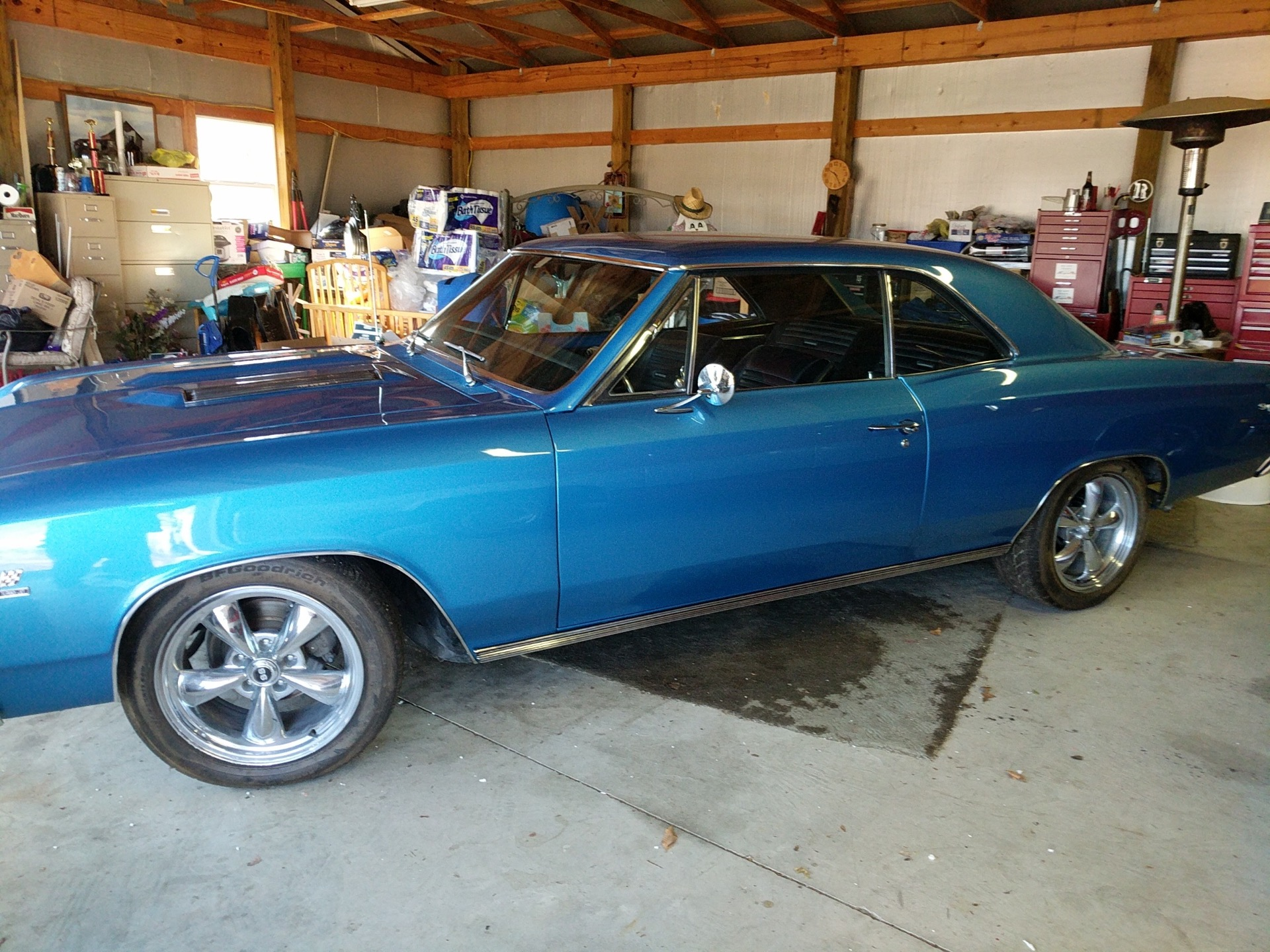 Used 1967 Chevrolet Chevelle -SUPER SPORT - 396 BIG BLOCK - 4 SPEED - | Mundelein, IL