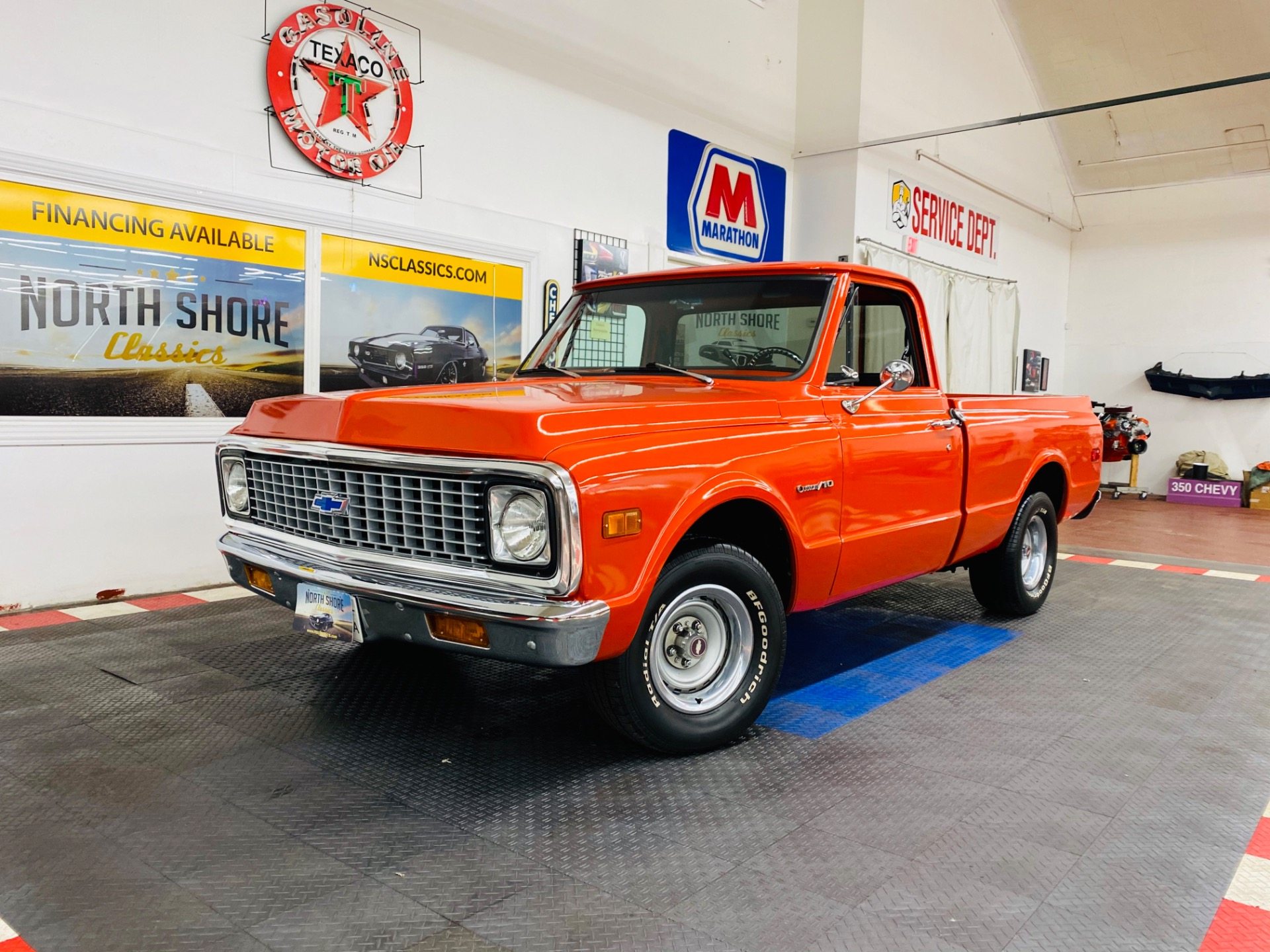 Used 1972 Chevrolet Pickup Restored C 10 - SEE VIDEO | Mundelein, IL