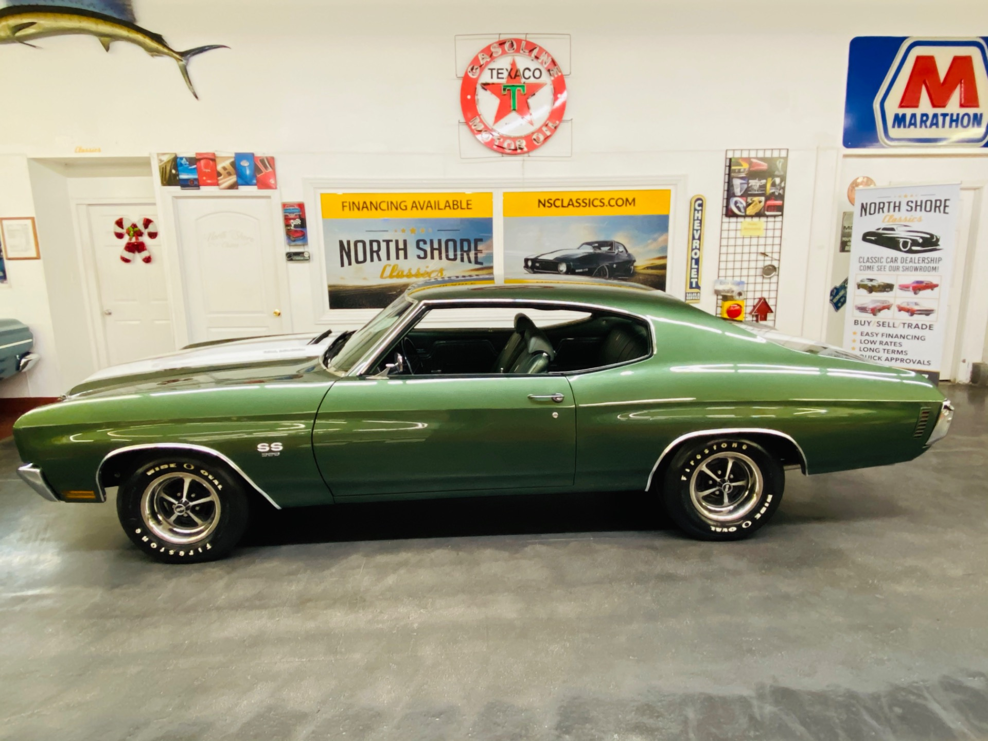 Used 1970 Chevrolet Chevelle -SUPER SPORT - L34 396 - 4 SPEED - SEE VIDEO | Mundelein, IL