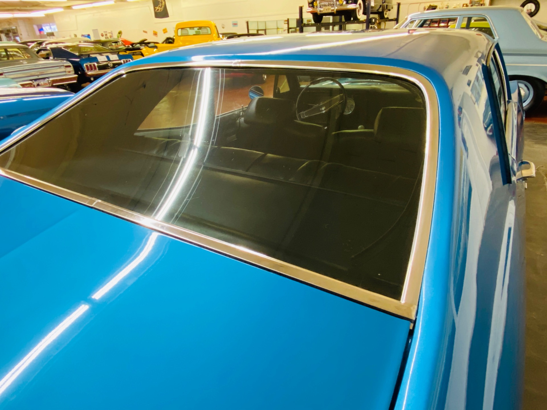 Used 1969 Chevrolet Nova - BIG BLOCK - 4 SPEED - LEMANS BLUE - SEE VIDEO | Mundelein, IL