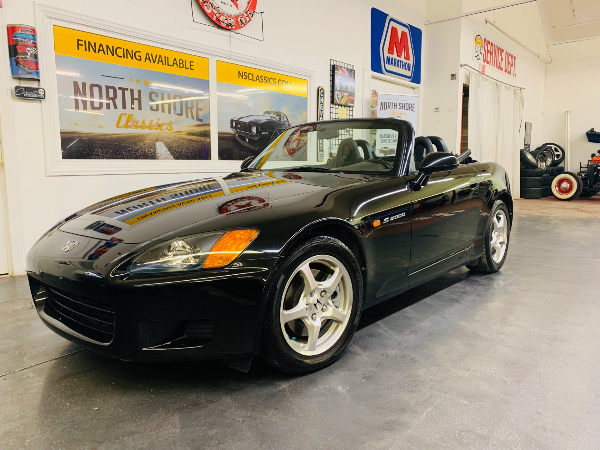 Used 2003 Honda S2000 - ONE OWNER - VERY LOW MILES - CLEAN CARFAX - SEE VIDEO | Mundelein, IL