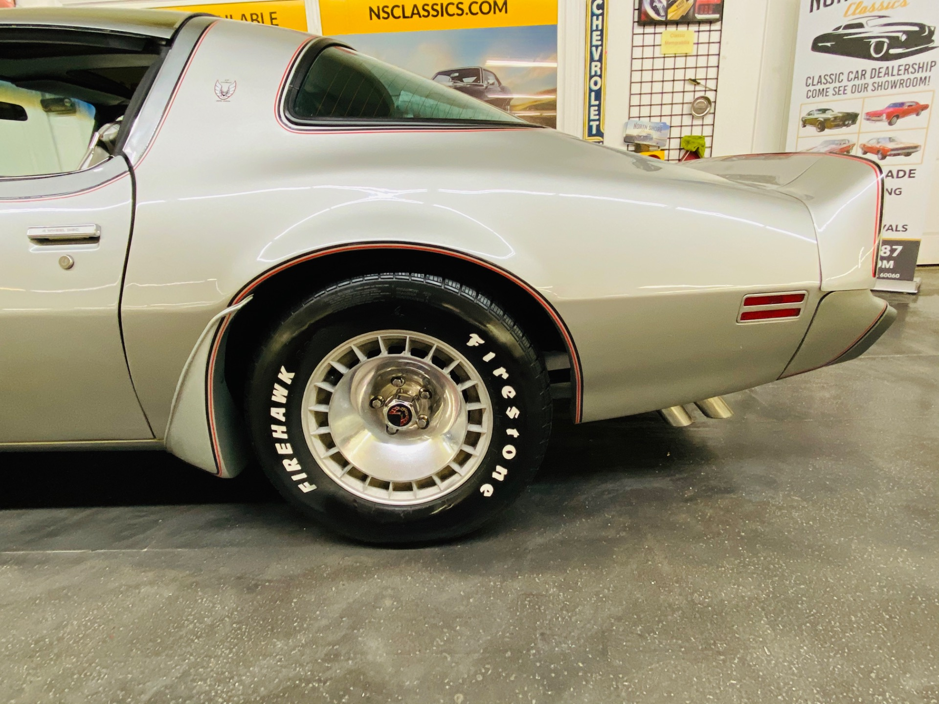 Used 1979 Pontiac Trans Am -SILVER ANNIVERSARY-T TOPS-AUTO TRANS-ORIGINAL DOCS-SEE VIDEO | Mundelein, IL