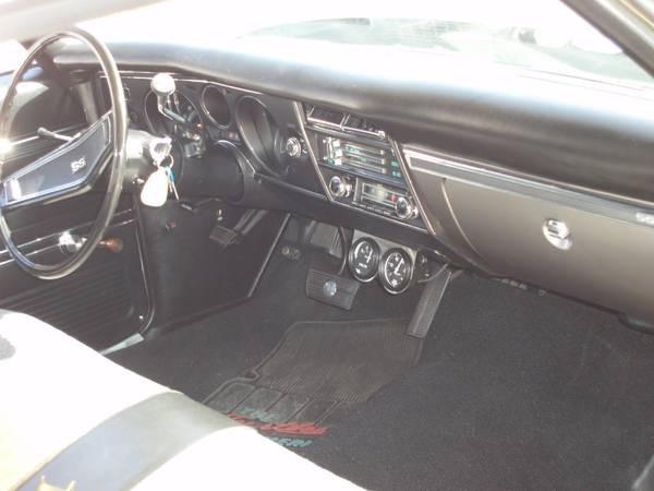 Used 1969 Chevrolet Chevelle SS 454-RESTORED | Mundelein, IL