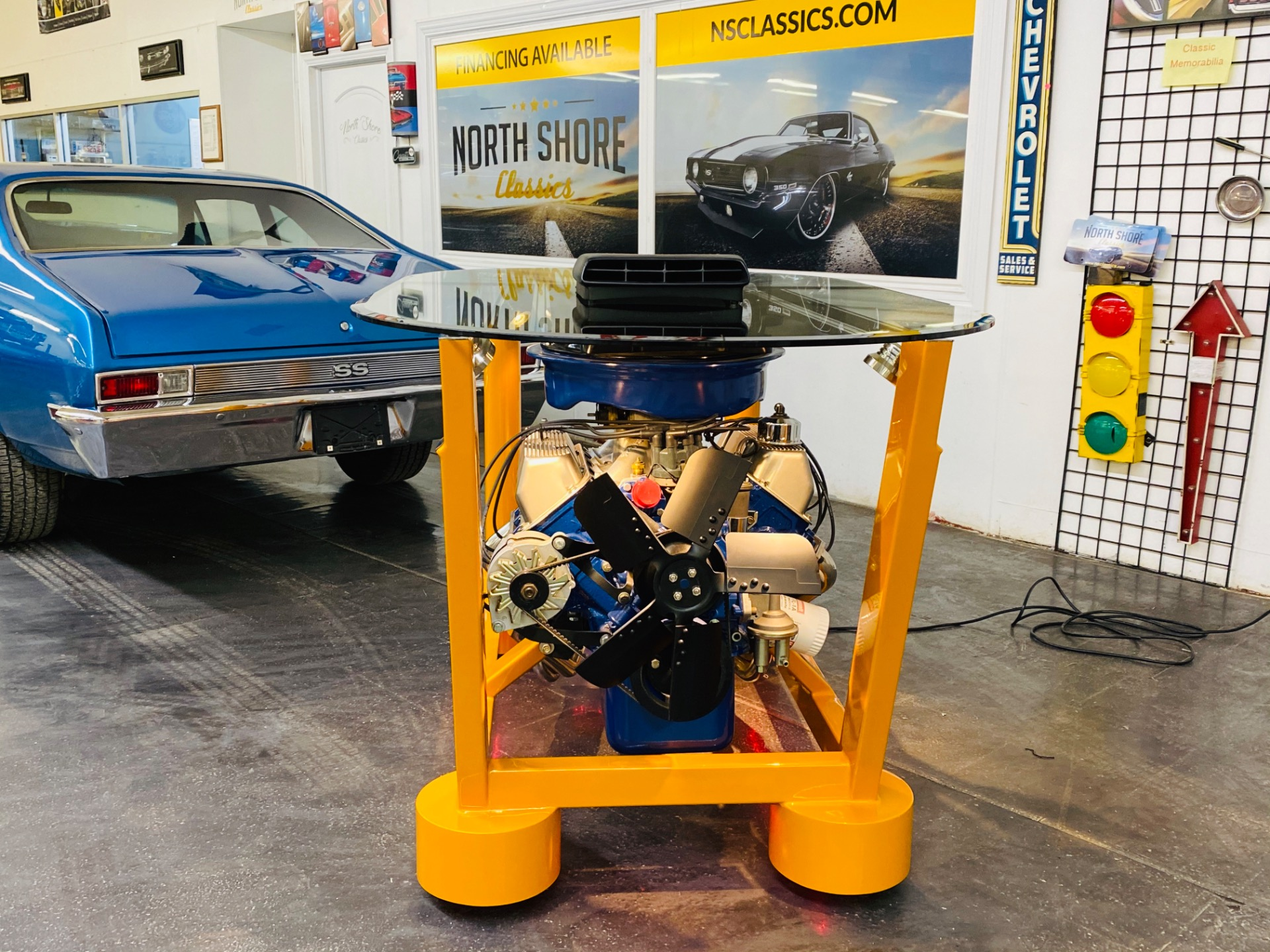 Used 1970 Ford Mustang - BOSS 302 CUSTOM BUILT BAR TABLE - 4 SPEED TRANS - | Mundelein, IL