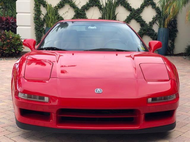 Used 1997 Acura NSX NSX-T | Mundelein, IL