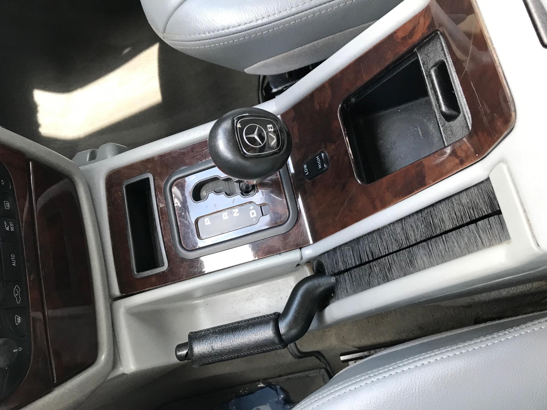 Used 2002 Mercedes G-Wagaon 65 Ultimate Luxury | Mundelein, IL