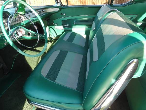 Used 1958 Chevrolet Impala -348 ENGINE - AUTO TRANS - VERY CLEAN - | Mundelein, IL