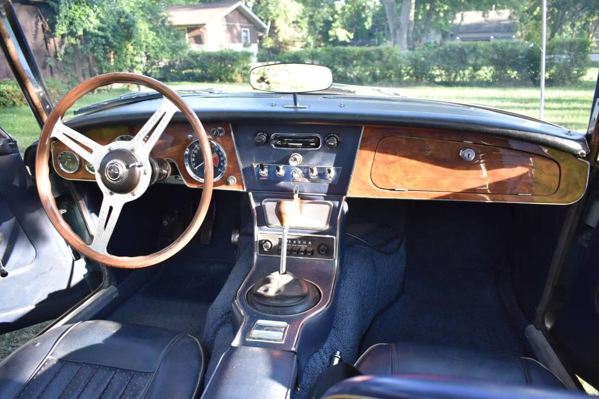 Used 1967 Austin Healey 3000 MK111  | Mundelein, IL