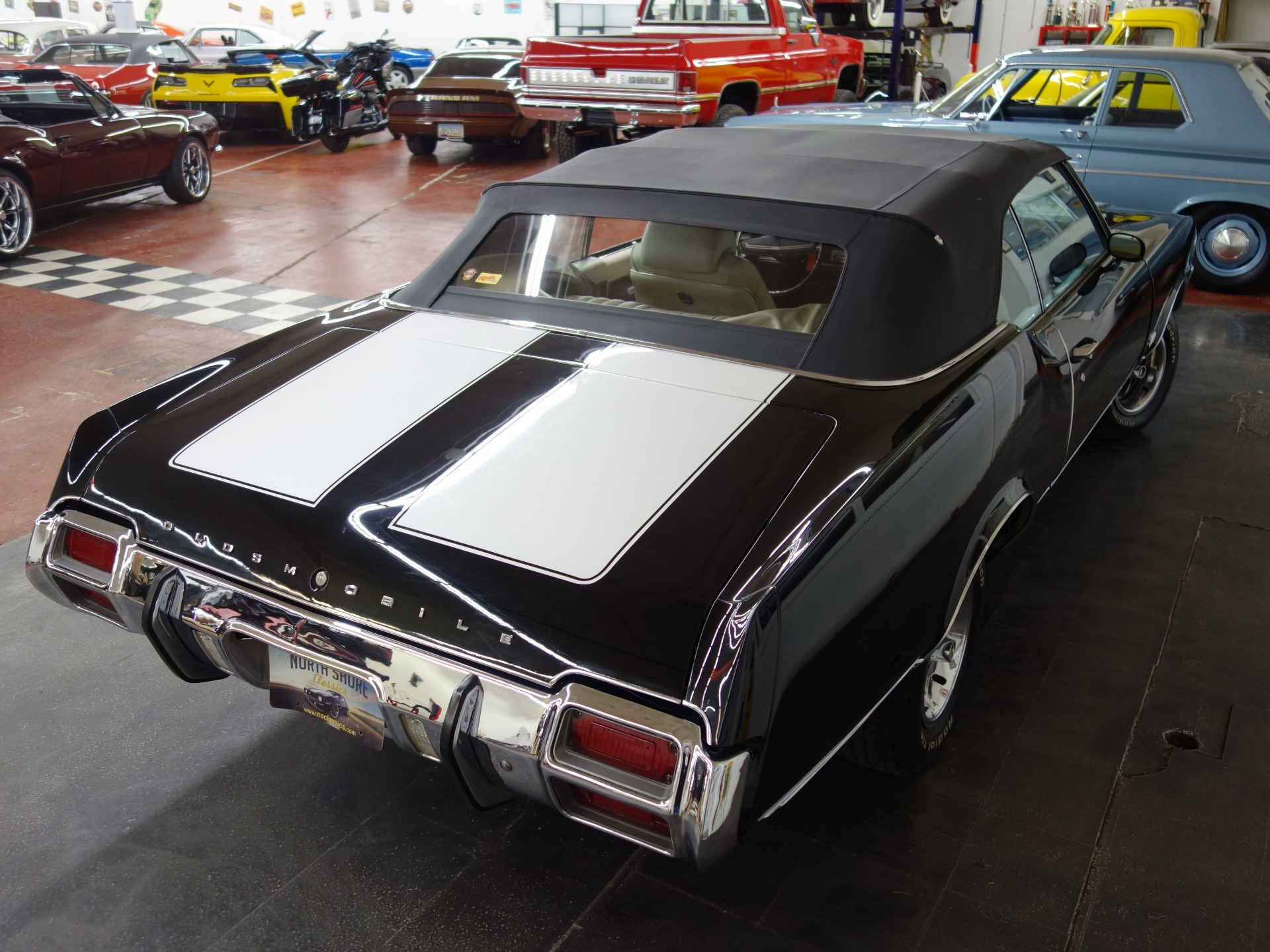 Used 1971 Oldsmobile Cutlass - CONVERTIBLE - 350 ROCKET - POWER OPTIONS - SEE VIDEO | Mundelein, IL