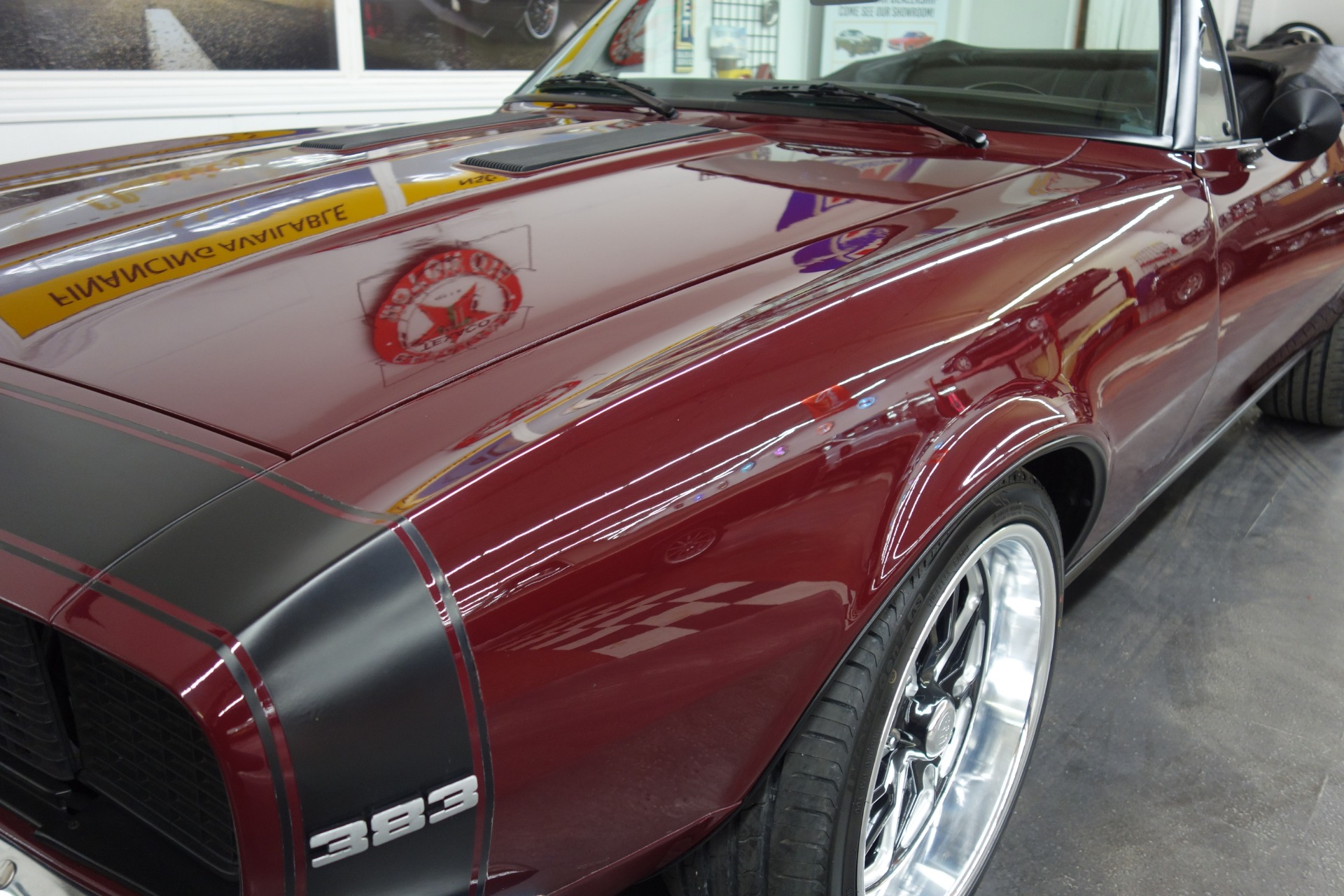 Used 1967 Chevrolet Camaro - RS/SS RESTO-MOD CONVERTIBLE - 383 STROKER - 4 WHEEL DISC - SEE VIDEO | Mundelein, IL