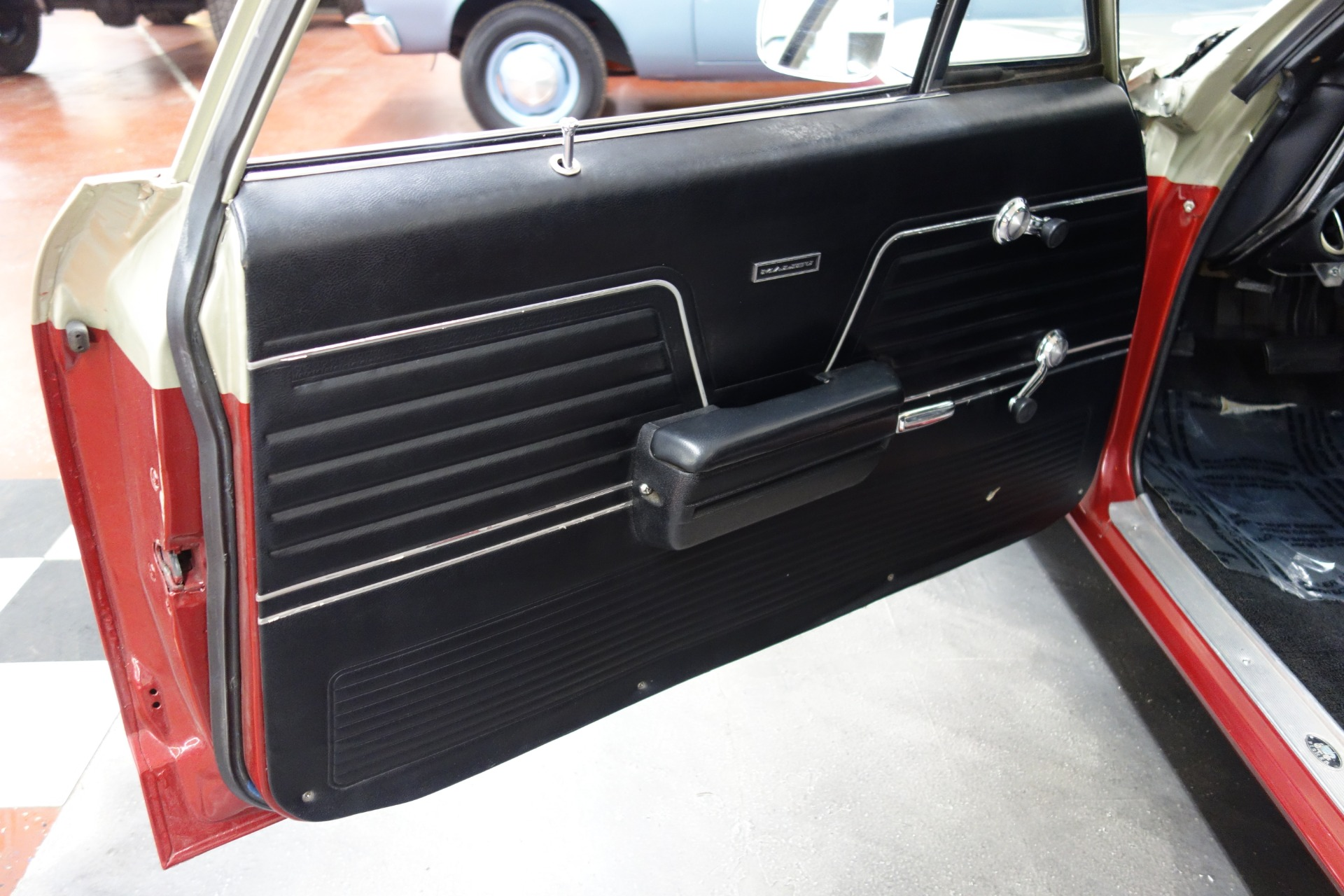Used 1969 Chevrolet El Camino - MILD CUSTOM - TWO TONE PAINT - FACTORY A/C - | Mundelein, IL