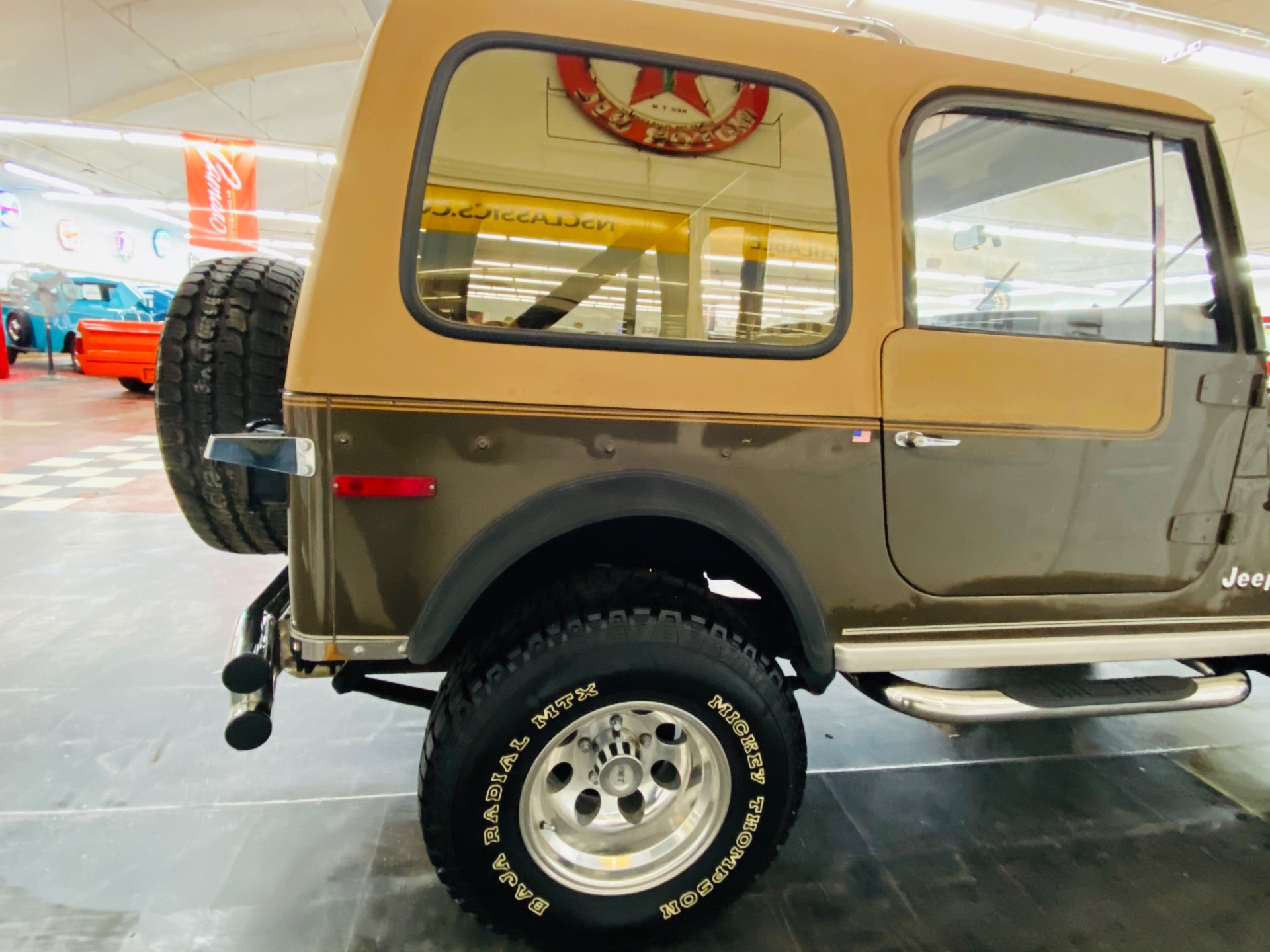 Used 1978 Jeep CJ-7 - GOLDEN EAGLE - LEVIS EDITION - FACTORY V8 ENGINE - SEE VIDEO | Mundelein, IL