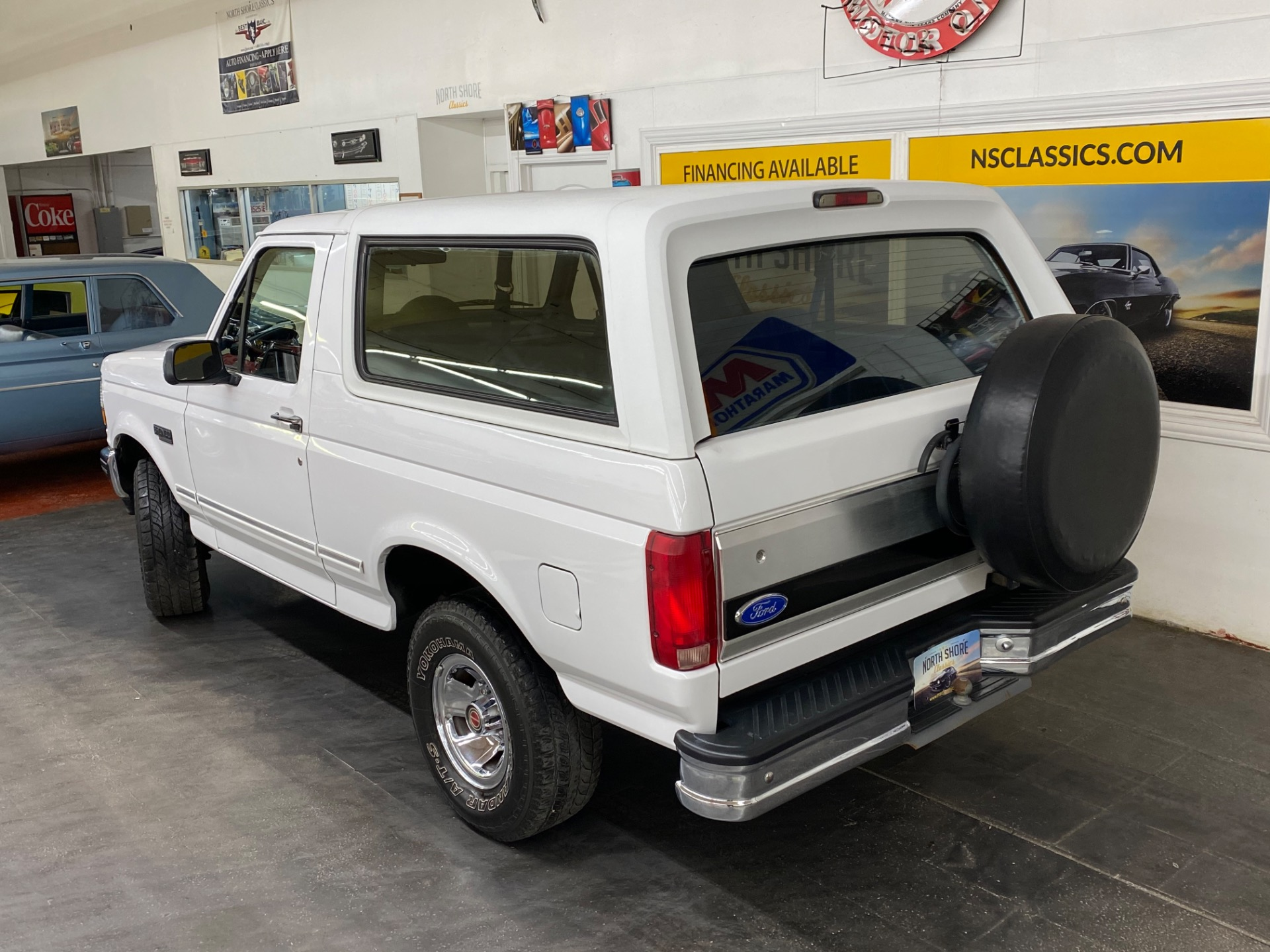 1994 ford bronco xlt 4x4 5 8l engine 2 owner vehicle see video stock 946122nsc for sale near mundelein il il ford dealer 1994 ford bronco xlt 4x4 5 8l engine