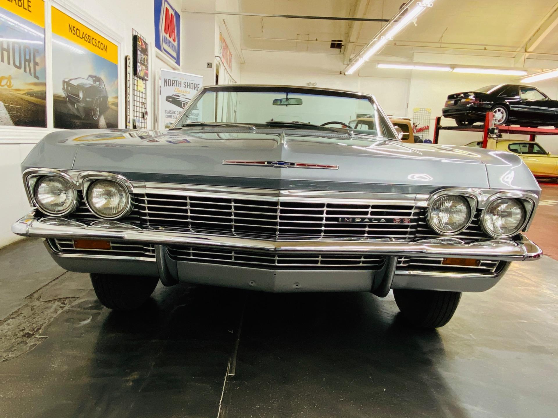 Used 1965 Chevrolet Impala -CONVERTIBLE - 425HP L78 396 - COPO - PROTECT-O-PLATE - | Mundelein, IL
