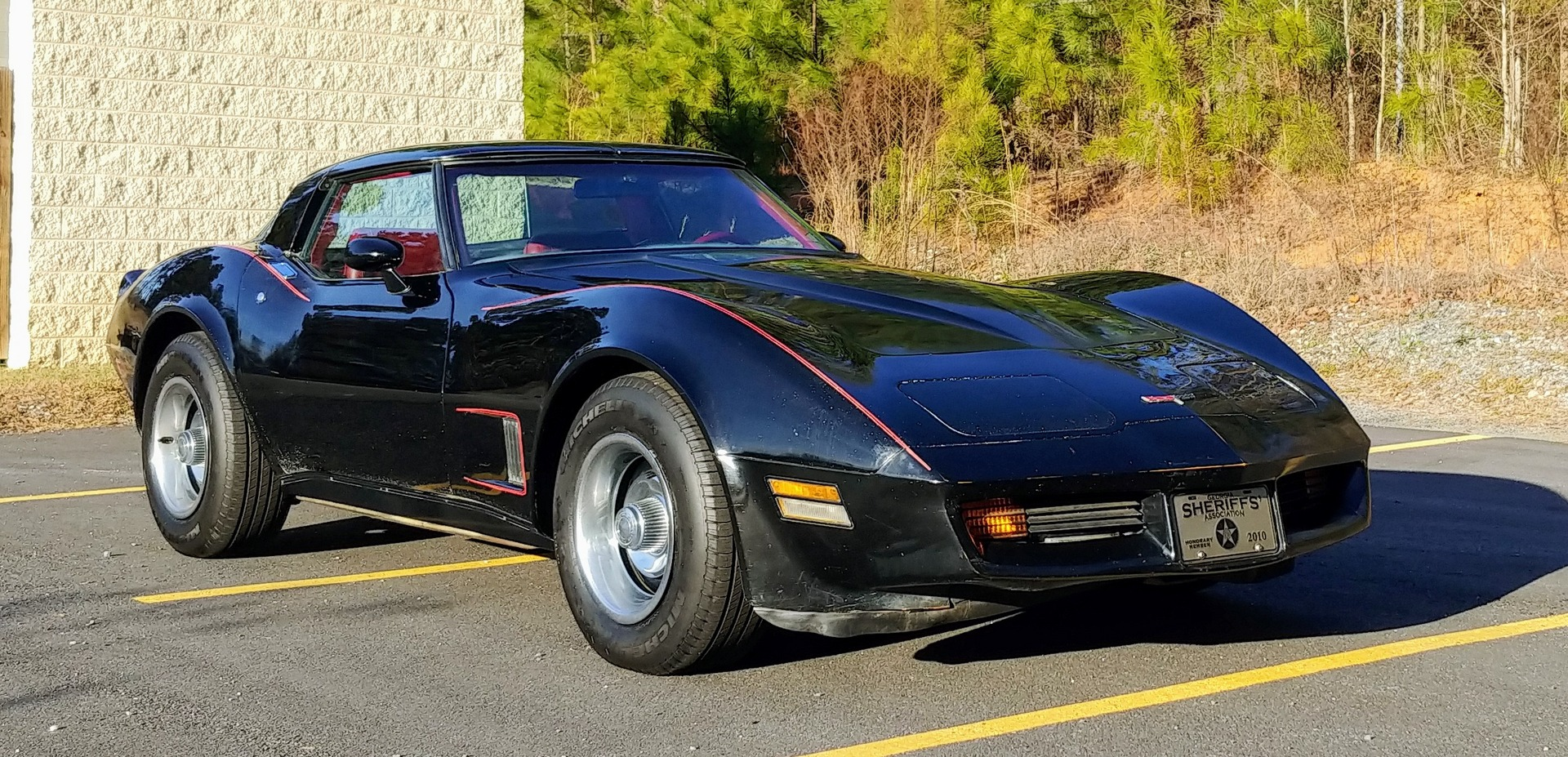 Used 1981 Chevrolet Corvette Survivor Car | Mundelein, IL