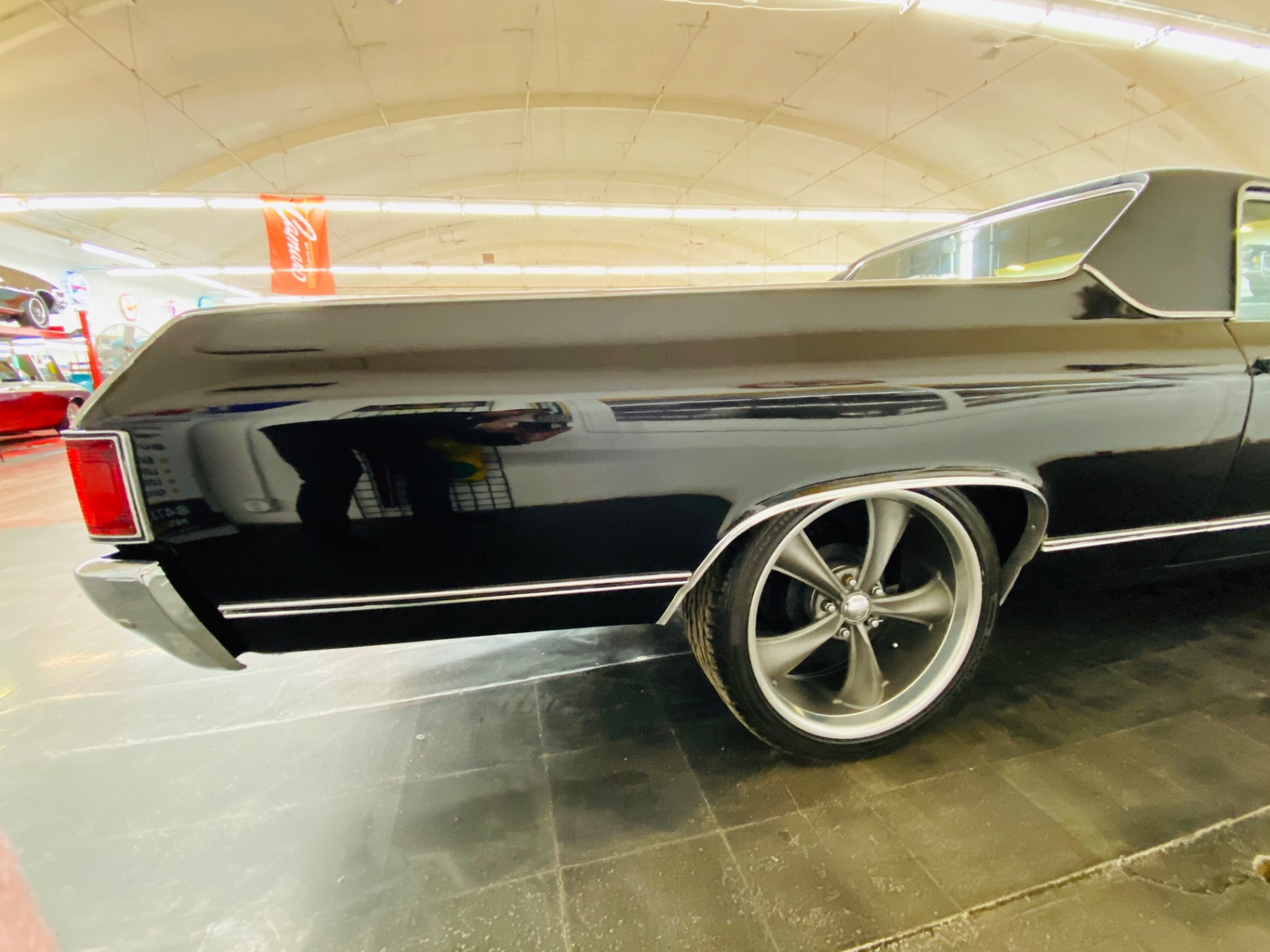 Used 1972 Chevrolet El Camino -SUPER SPORT TRIBUTE - 454 ENGINE - TUXEDO BLACK - | Mundelein, IL