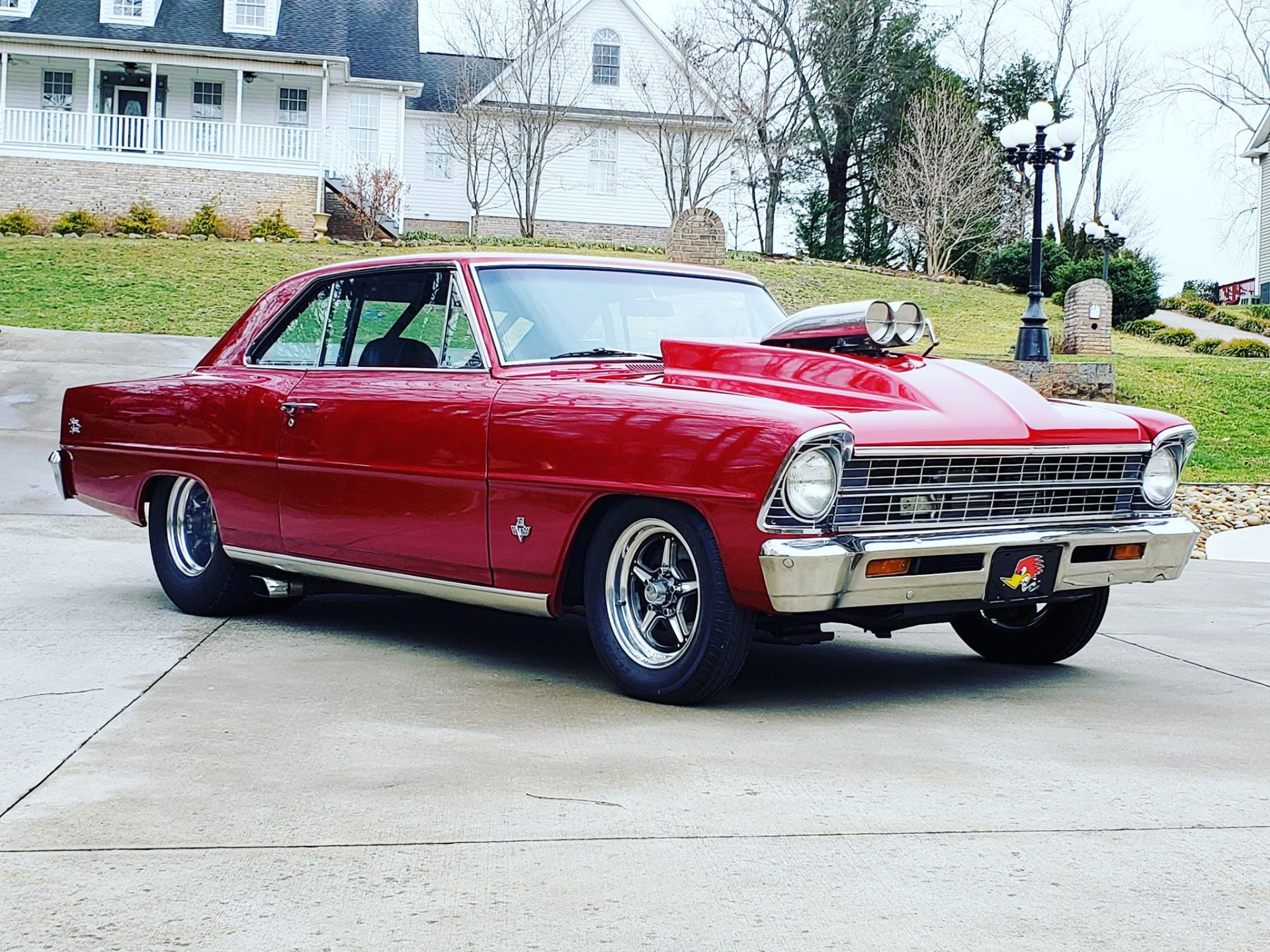 Used 1967 Chevrolet Nova Pro Street - SEE VIDEO   Mundelein, IL