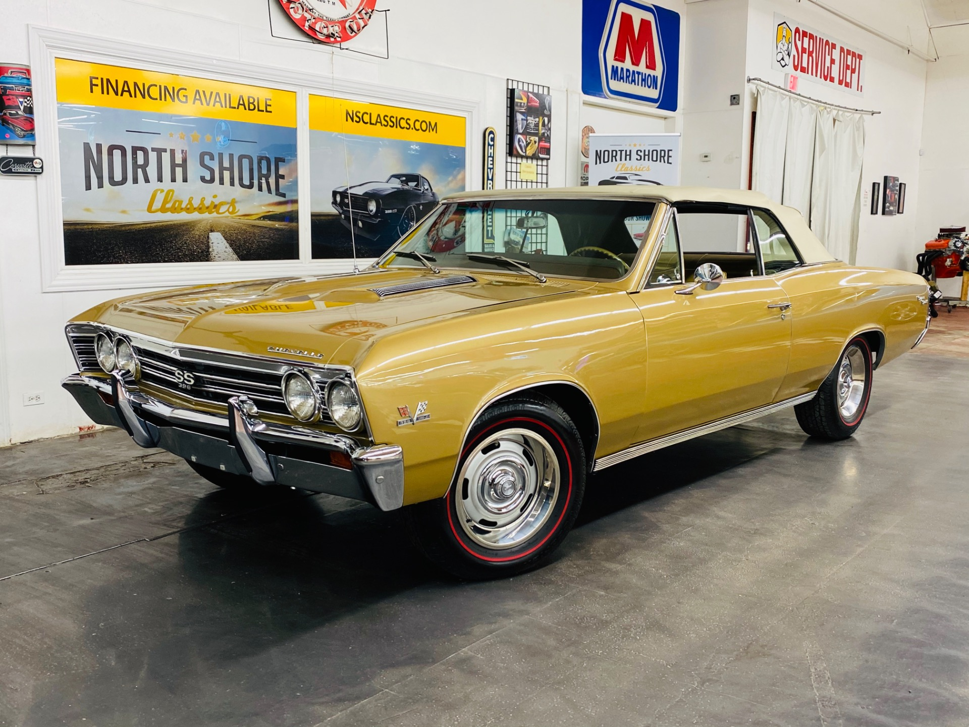 Used 1967 Chevrolet Chevelle - SUPER SPORT - 138 VIN - NUMBERS MATCHING ENGINE - SEE VIDEO | Mundelein, IL