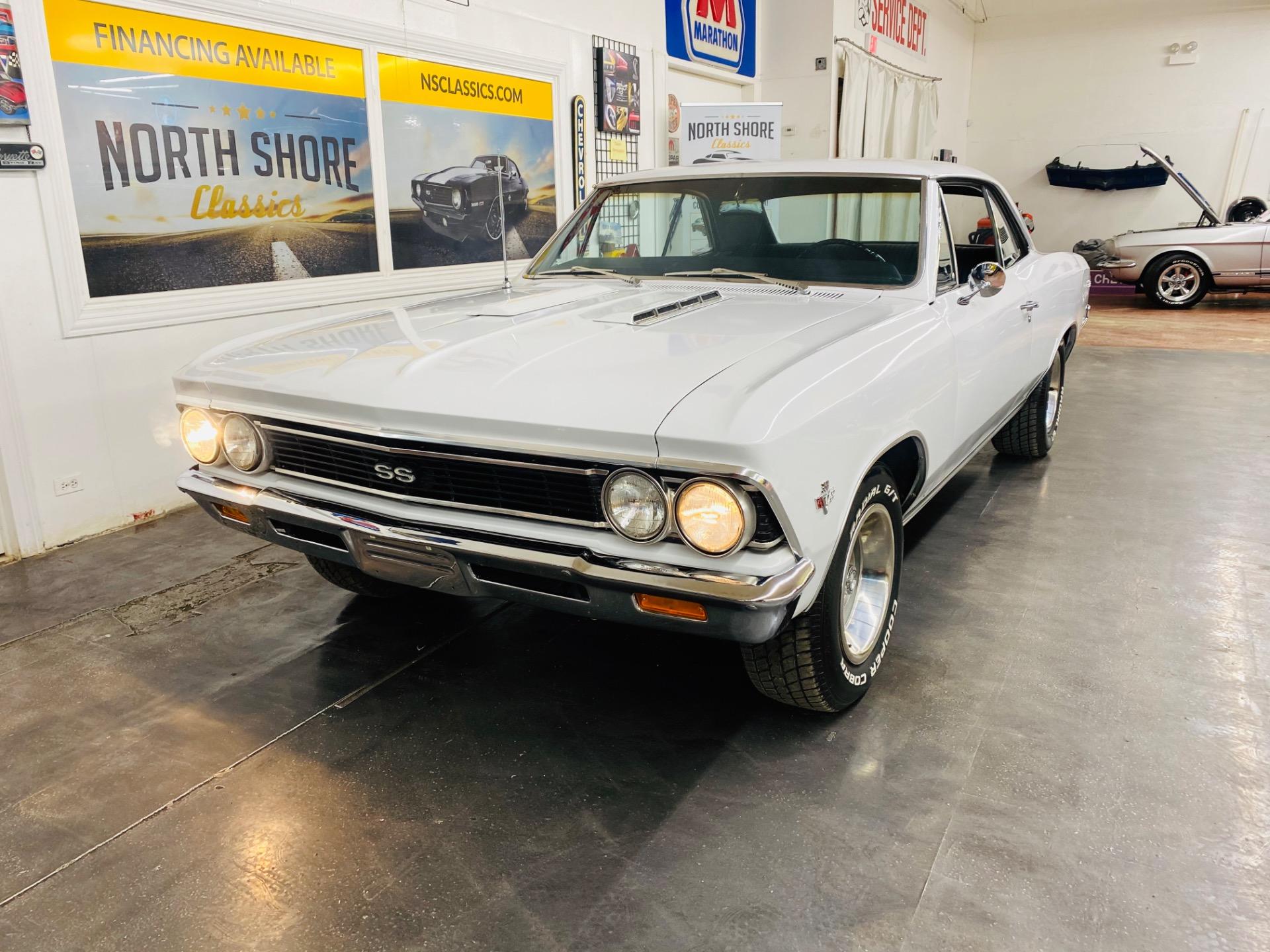 Used 1966 Chevrolet Chevelle - SUPER SPORT TRIBUTE - 4 SPEED - | Mundelein, IL