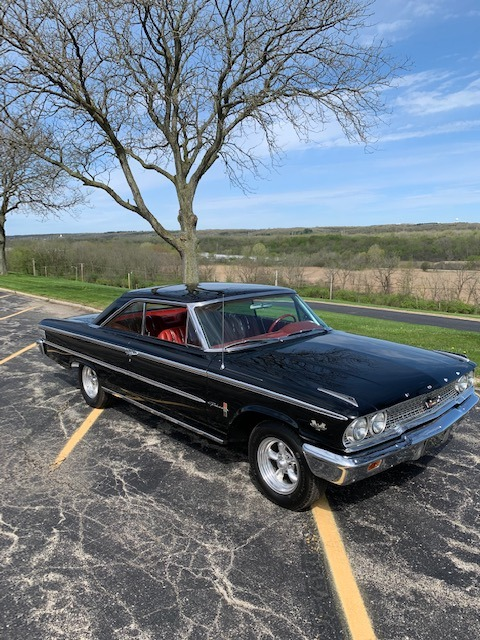 Used 1963 Ford Galaxie -500XL - R CODE 427 - DUAL QUADS - CALIFORNIA CAR - | Mundelein, IL