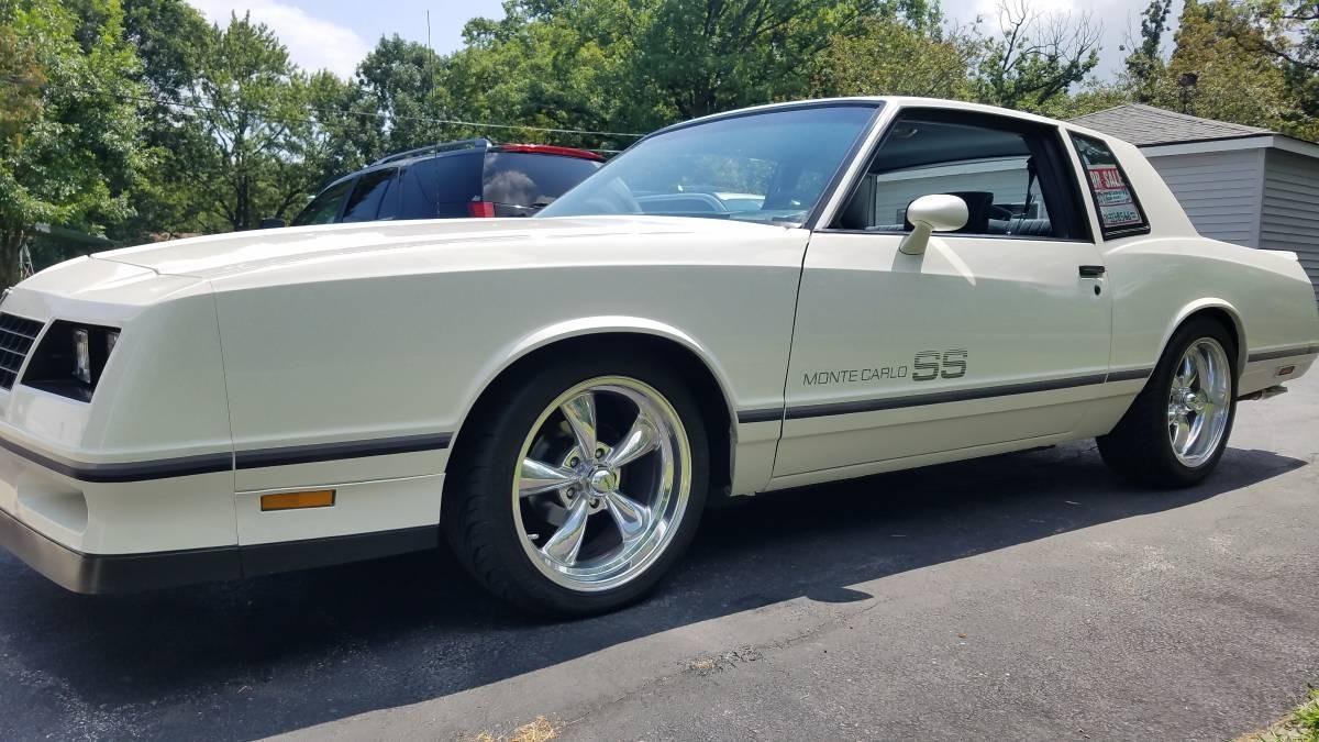 Used 1984 Chevrolet Monte Carlo SS White Beauty | Mundelein, IL