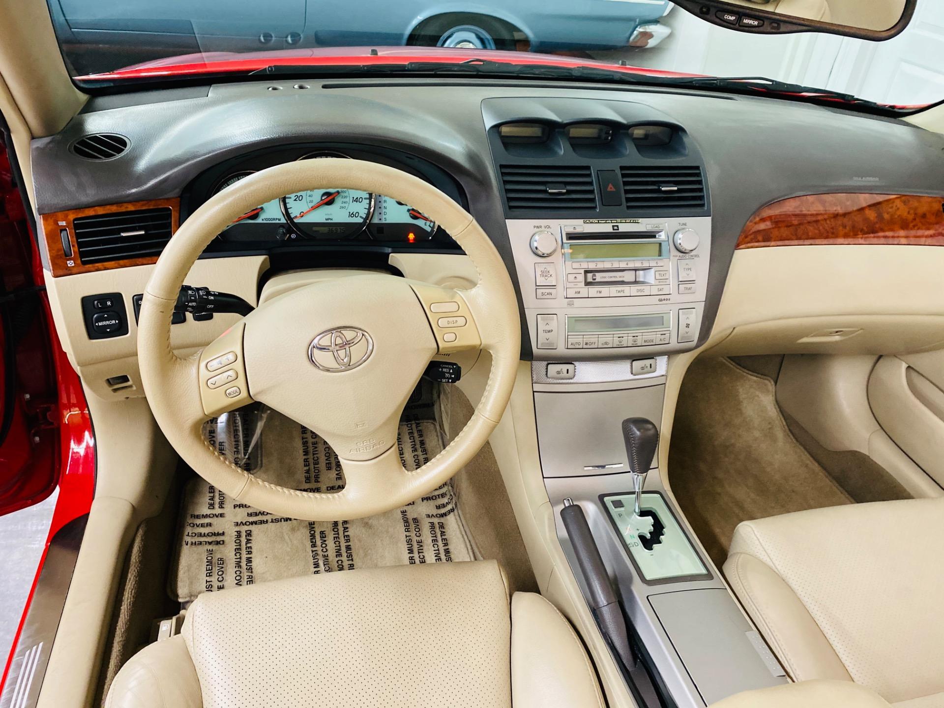 Used 2006 Toyota Camry Solara - CONVERTIBLE - SLE V6 - LOW MILES - | Mundelein, IL