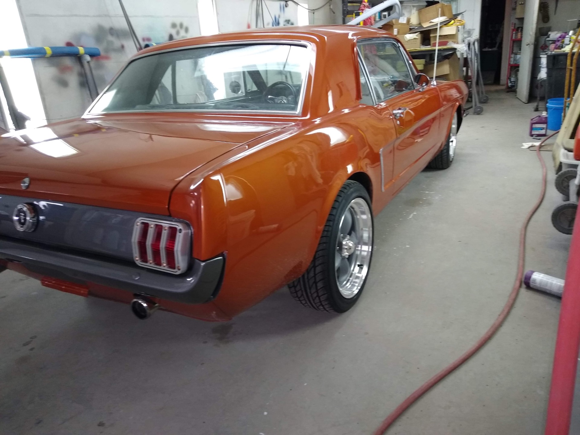Used 1965 Ford Mustang -289 V8 - CUSTOM PAINT - AUTO TRANS | Mundelein, IL