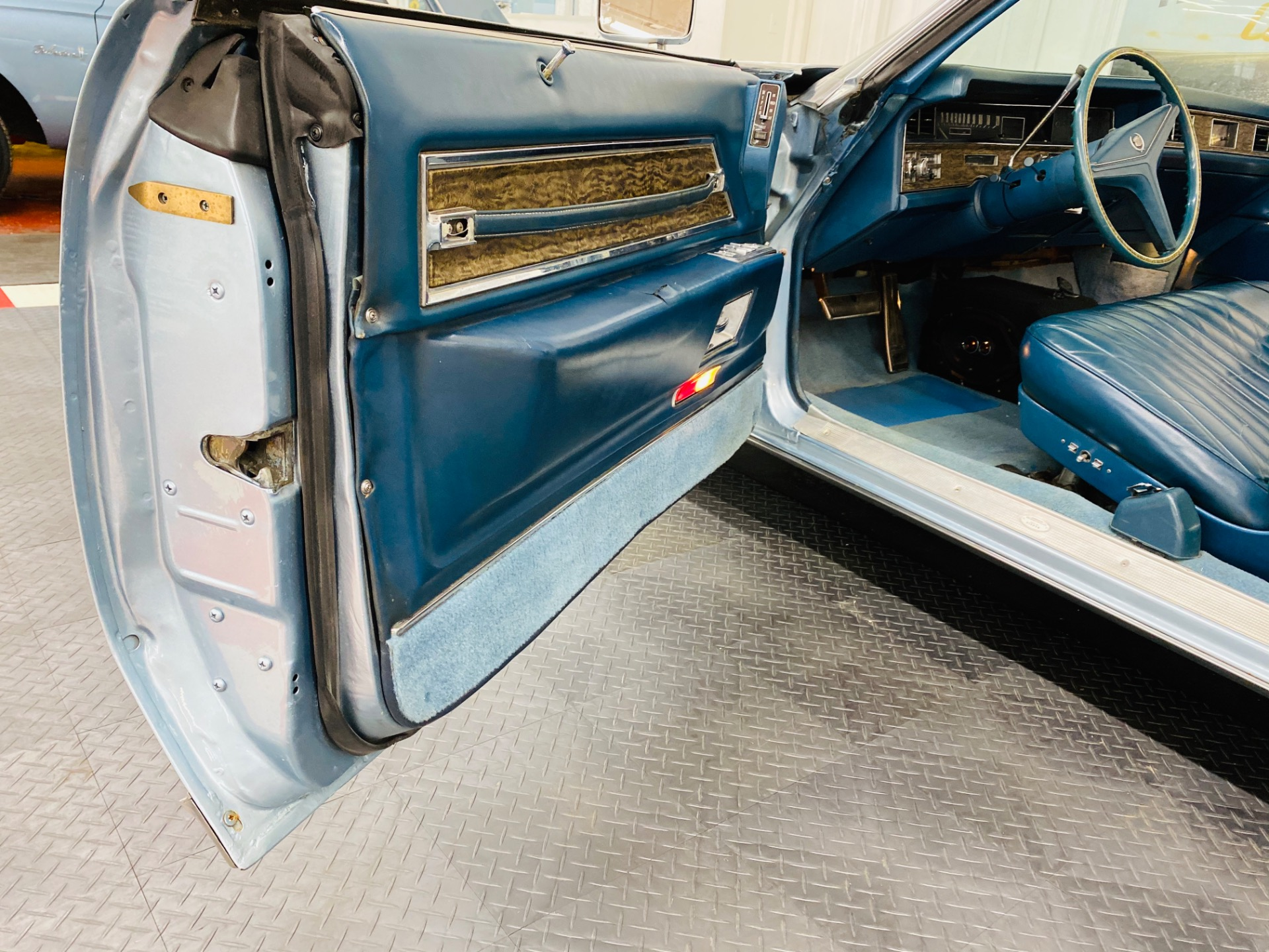 Used 1971 Cadillac Eldorado - CONVERTIBLE - NEW PAINT - 500 ENGINE - SEE VIDEO | Mundelein, IL