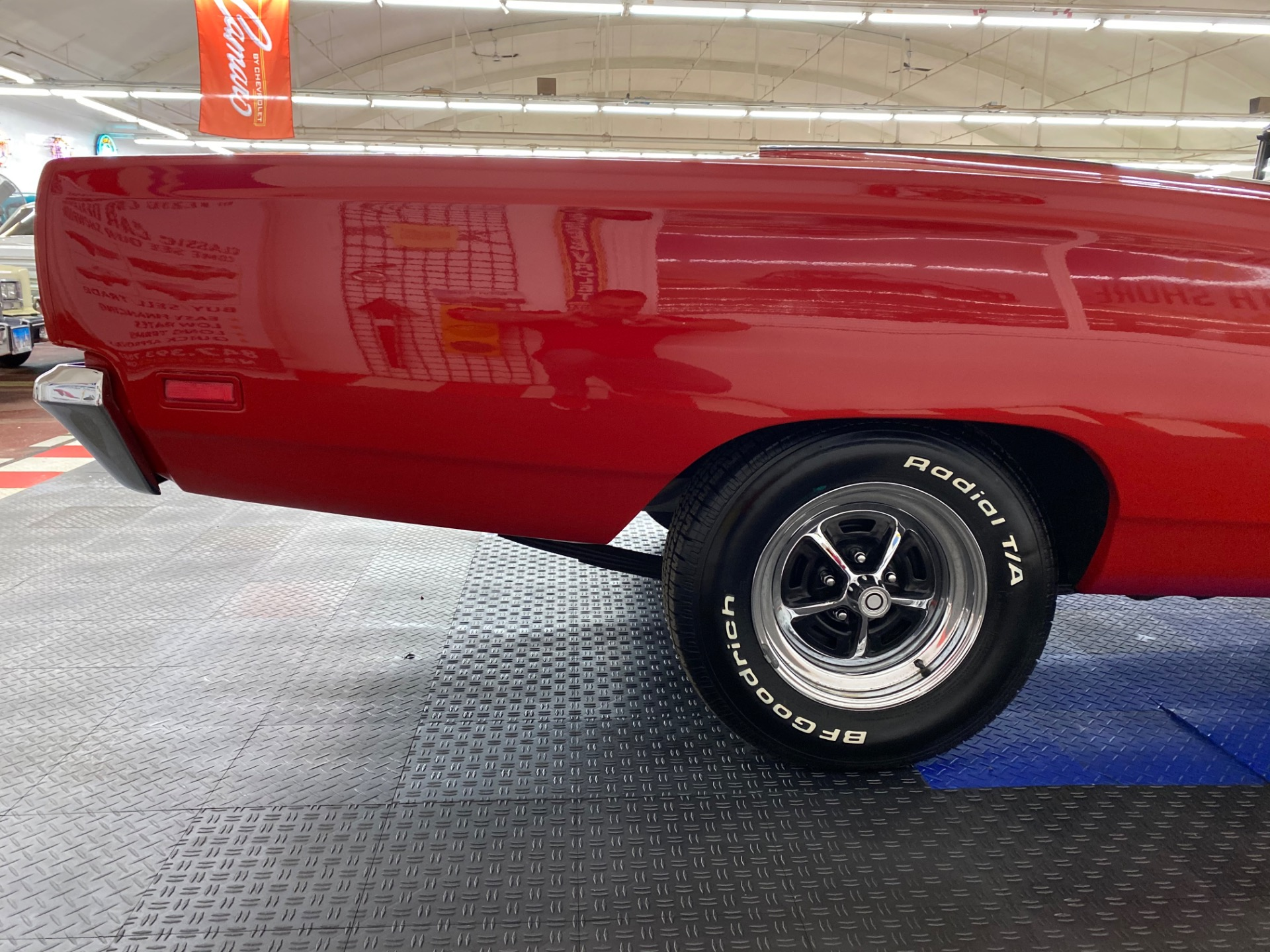 Used 1969 Plymouth Road Runner -CONVERTIBLE - 440 ENGINE - LOTS OF POWER - NICE PAINT - SEE VIDEO | Mundelein, IL