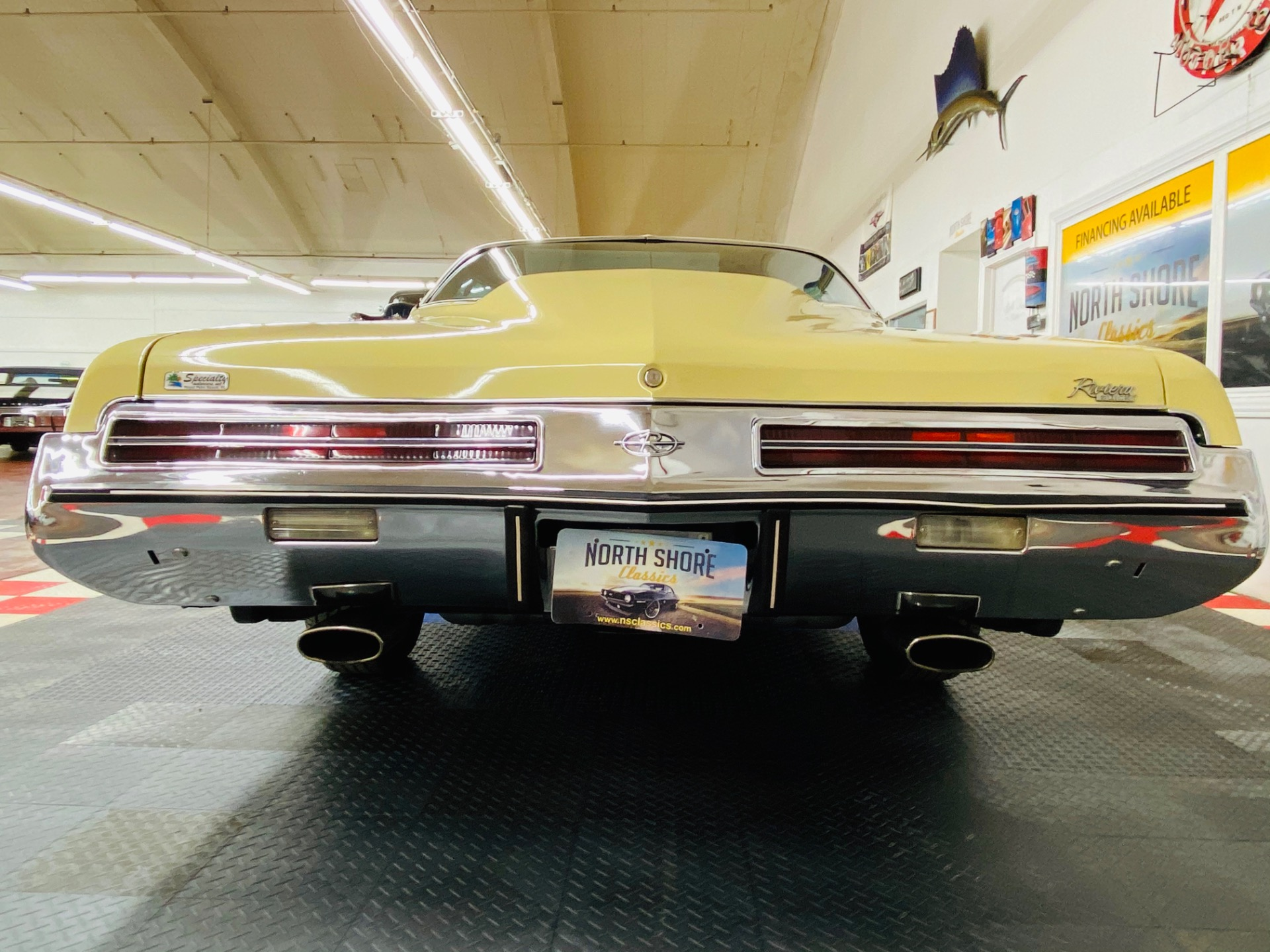 Used 1973 Buick Riviera - BOAT TAIL - 455 ENGINE - FACTORY A/C - | Mundelein, IL