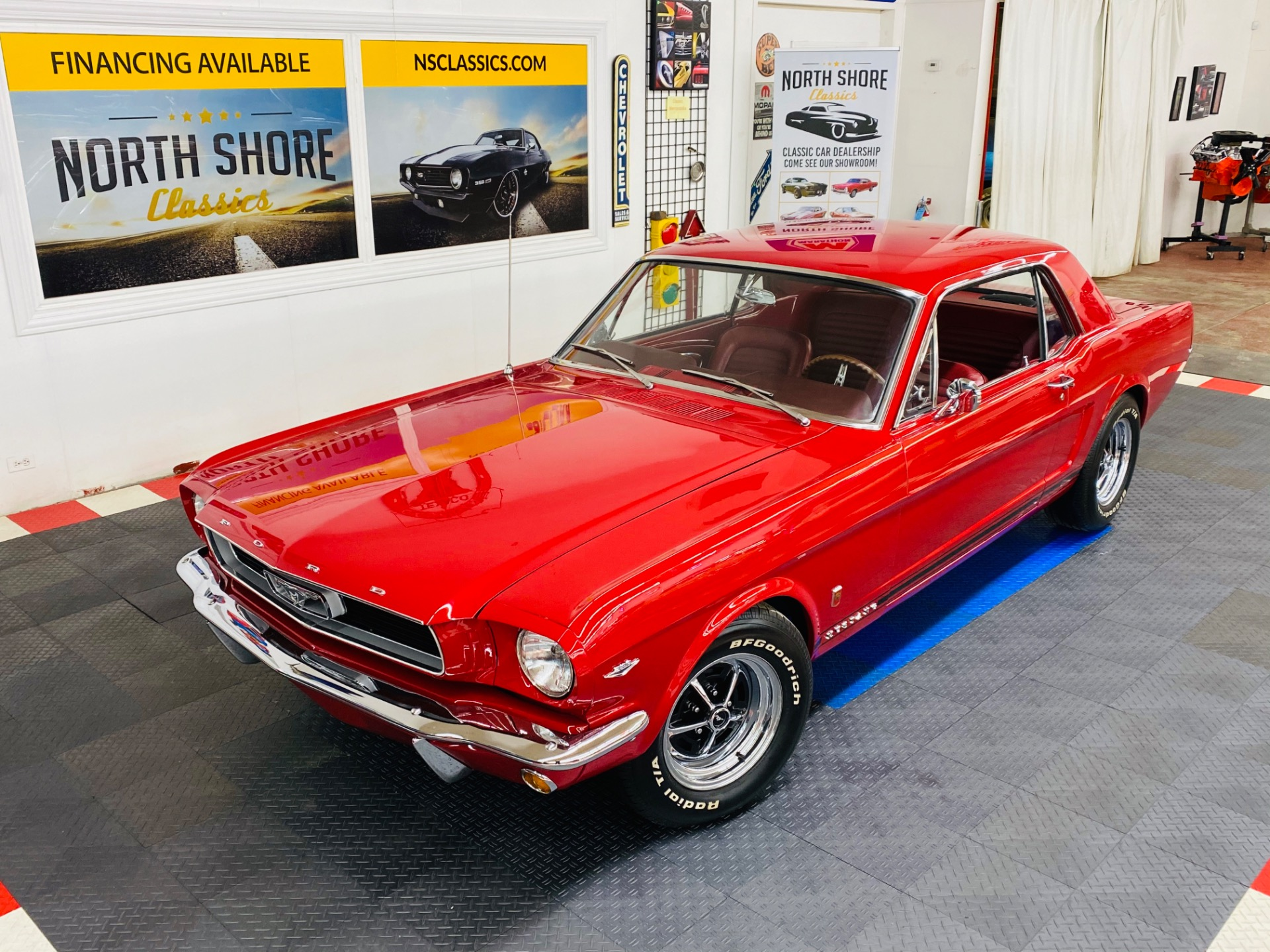 Used 1966 Ford Mustang - A CODE - 289 ENGINE - 4 SPEED TRANS - | Mundelein, IL
