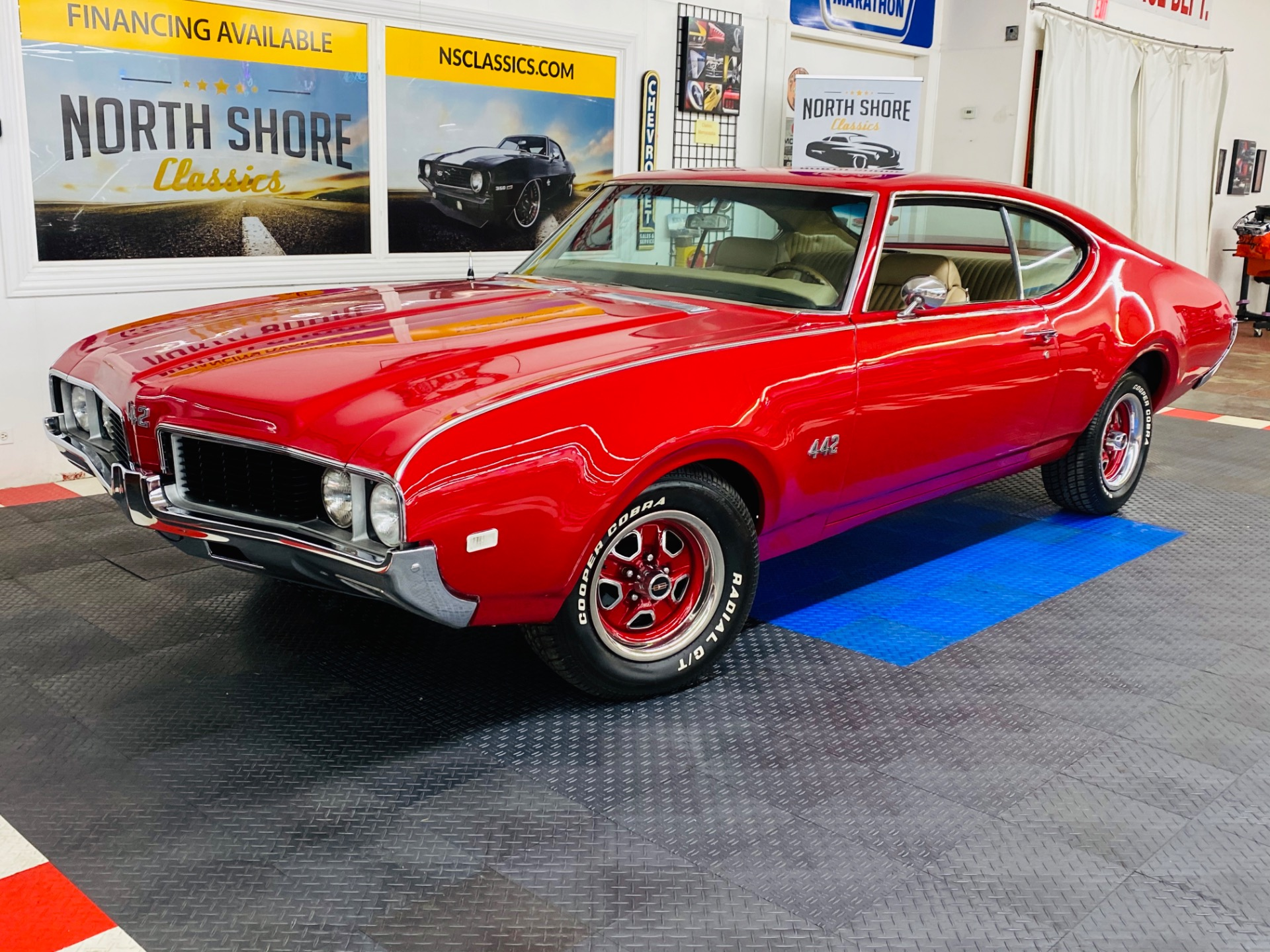 Used 1969 Oldsmobile Cutlass - 442 TRIBUTE - NUMBERS MATCHING - BUCKET SEATS - SEE VIDEO | Mundelein, IL