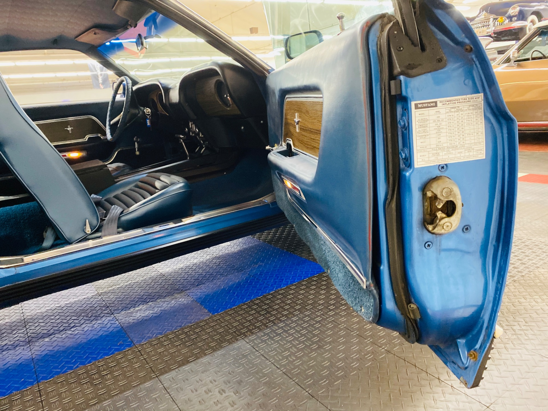 Used 1970 Ford Mustang -MACH 1 SPORTS ROOF - MARTI REPORT - 351 SHAKER HOOD - SEE VIDEO - | Mundelein, IL