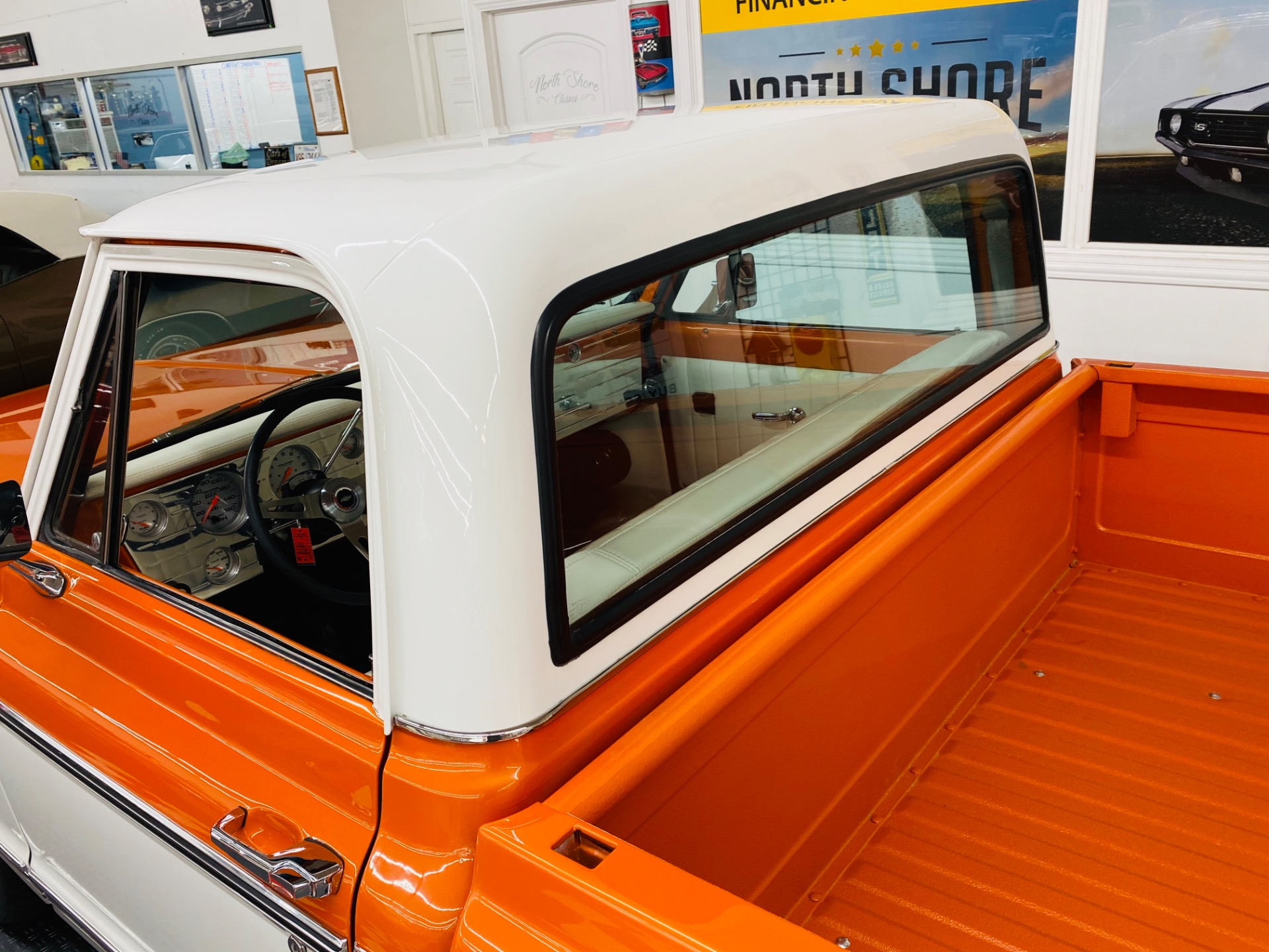 Used 1972 Chevrolet C10 - NEW PAINT - RUST FREE BODY - 454 GM CRATE ENGINE - | Mundelein, IL