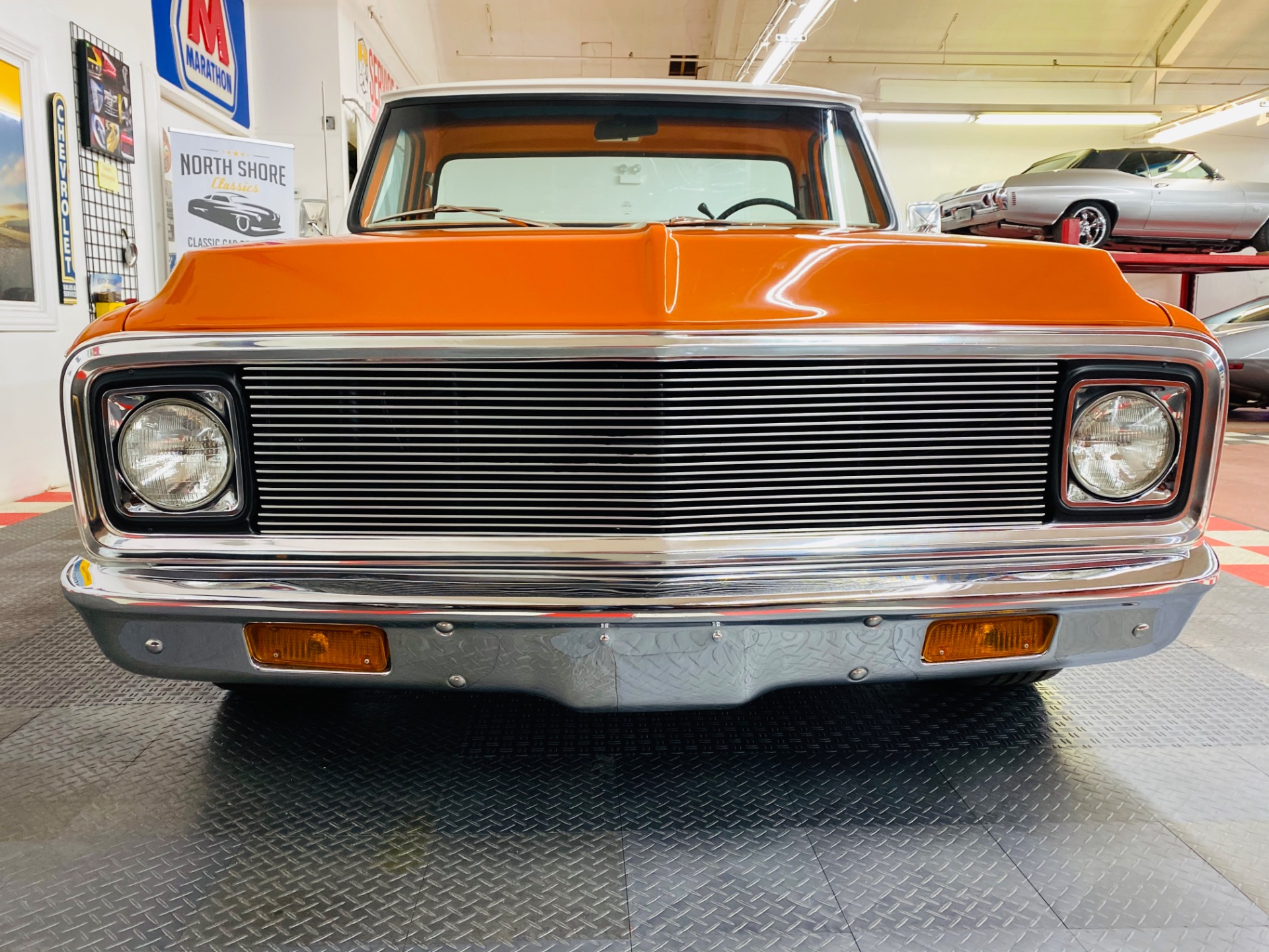 Used 1972 Chevrolet Pickup -C/10 - NEW PAINT - RUST FREE BODY - 454 GM CRATE ENGINE - SEE VIDEO | Mundelein, IL