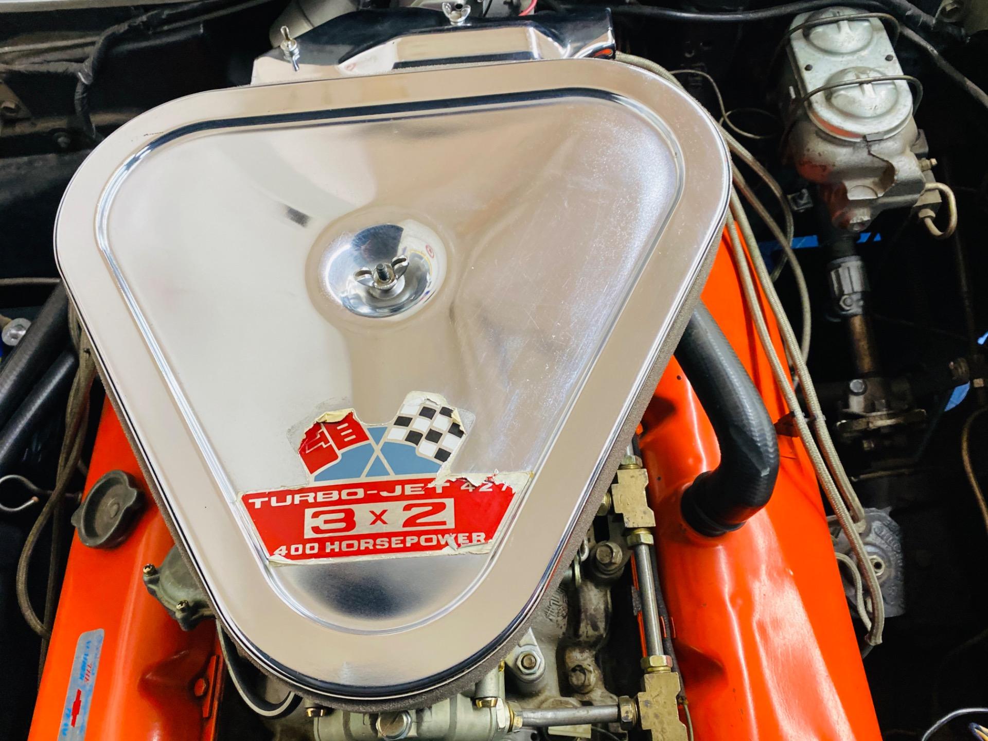 Used 1967 Chevrolet Corvette - TWO TOP CONVERTIBLE - TRI POWER 427 - TANK STICKER - SEE VIDEO   Mundelein, IL