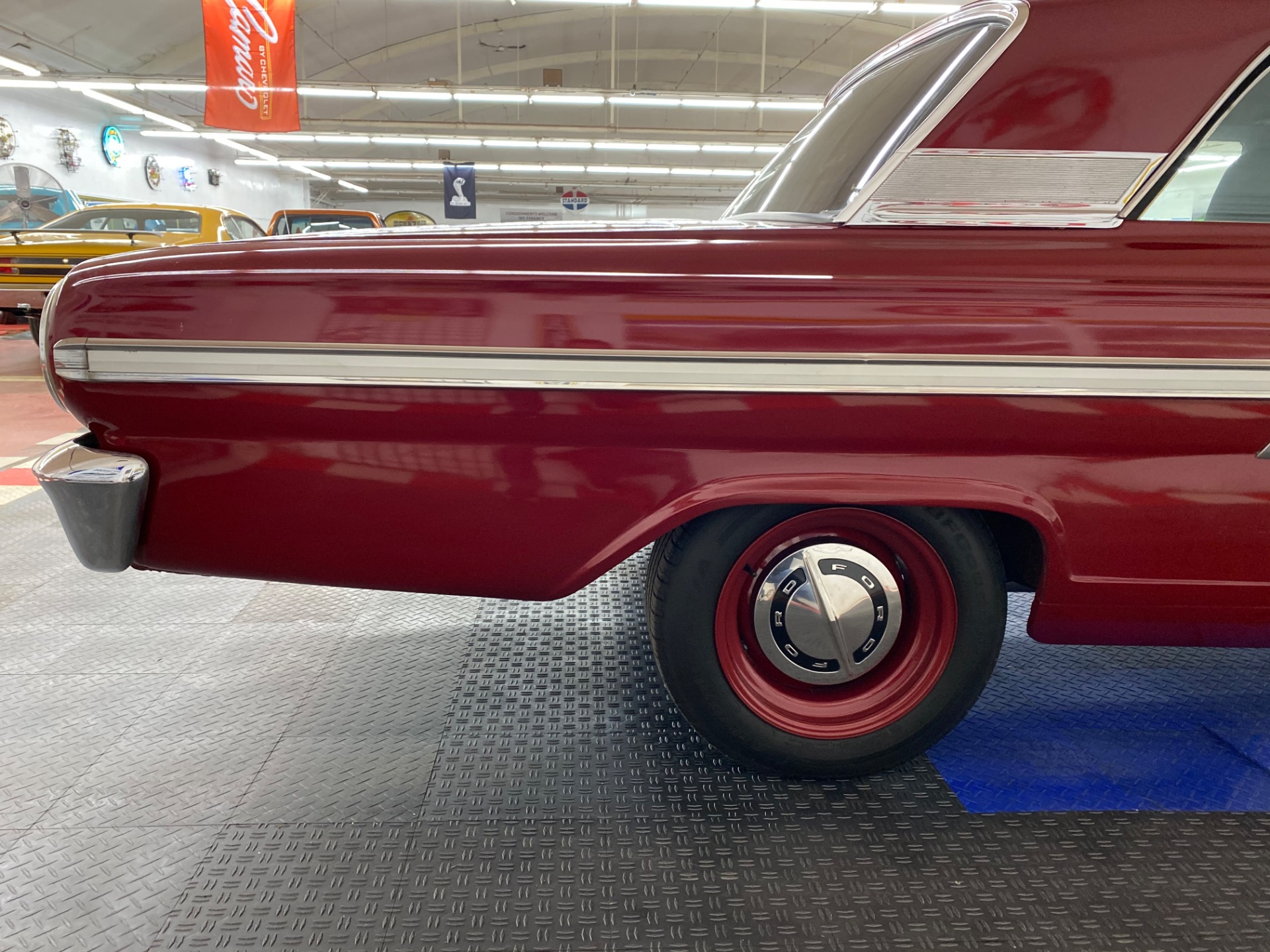 Used 1964 Ford Fairlane 500 -RESTO MOD - COIL OVER SUSPENSION - GREAT VALUE - SEE VIDEO | Mundelein, IL