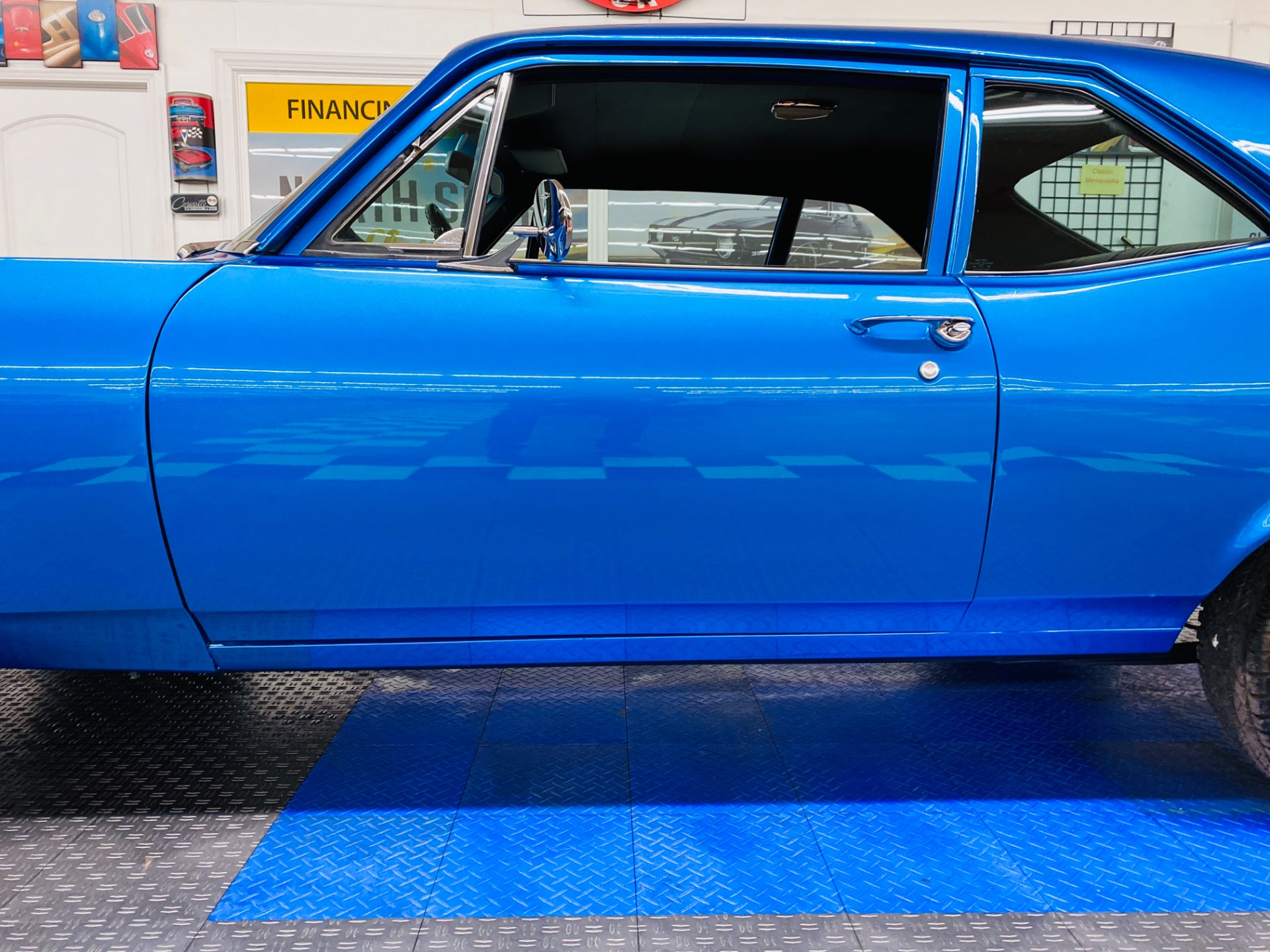 Used 1972 Chevrolet Nova -NEW PAINT - 4 SPEED - BRAND NEW A/C SYSTEM - SEE VIDEO - | Mundelein, IL