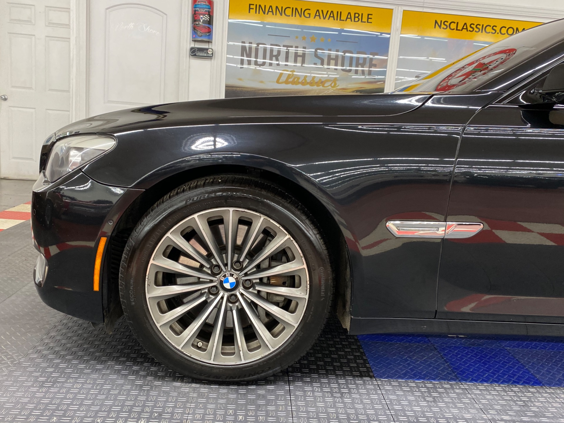 Used 2009 BMW 750 Li - RECENT MAJOR SERVICE COMPLETED - LOADED WITH OPTIONS - SEE VIDEO | Mundelein, IL