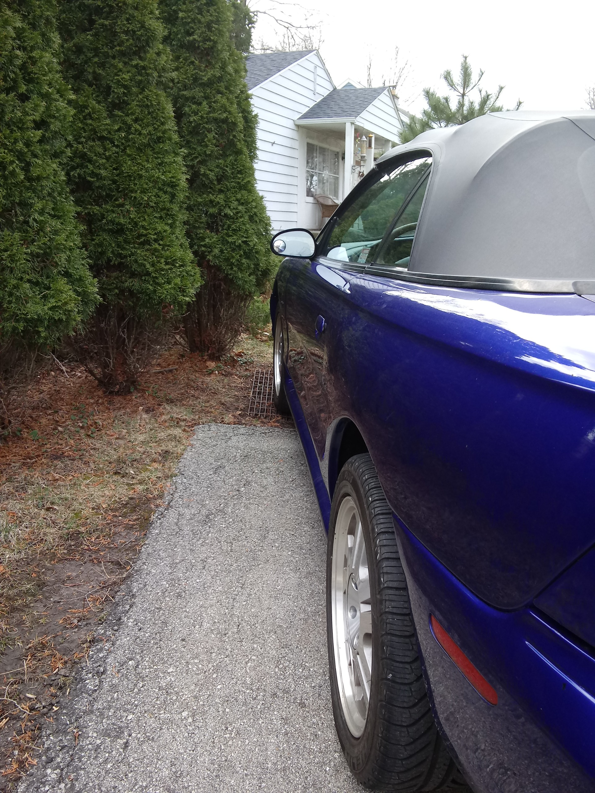Used 1996 Ford Mustang - GT CONVERTIBLE - VERY GOOD CONDITION - 5 SPEED - | Mundelein, IL