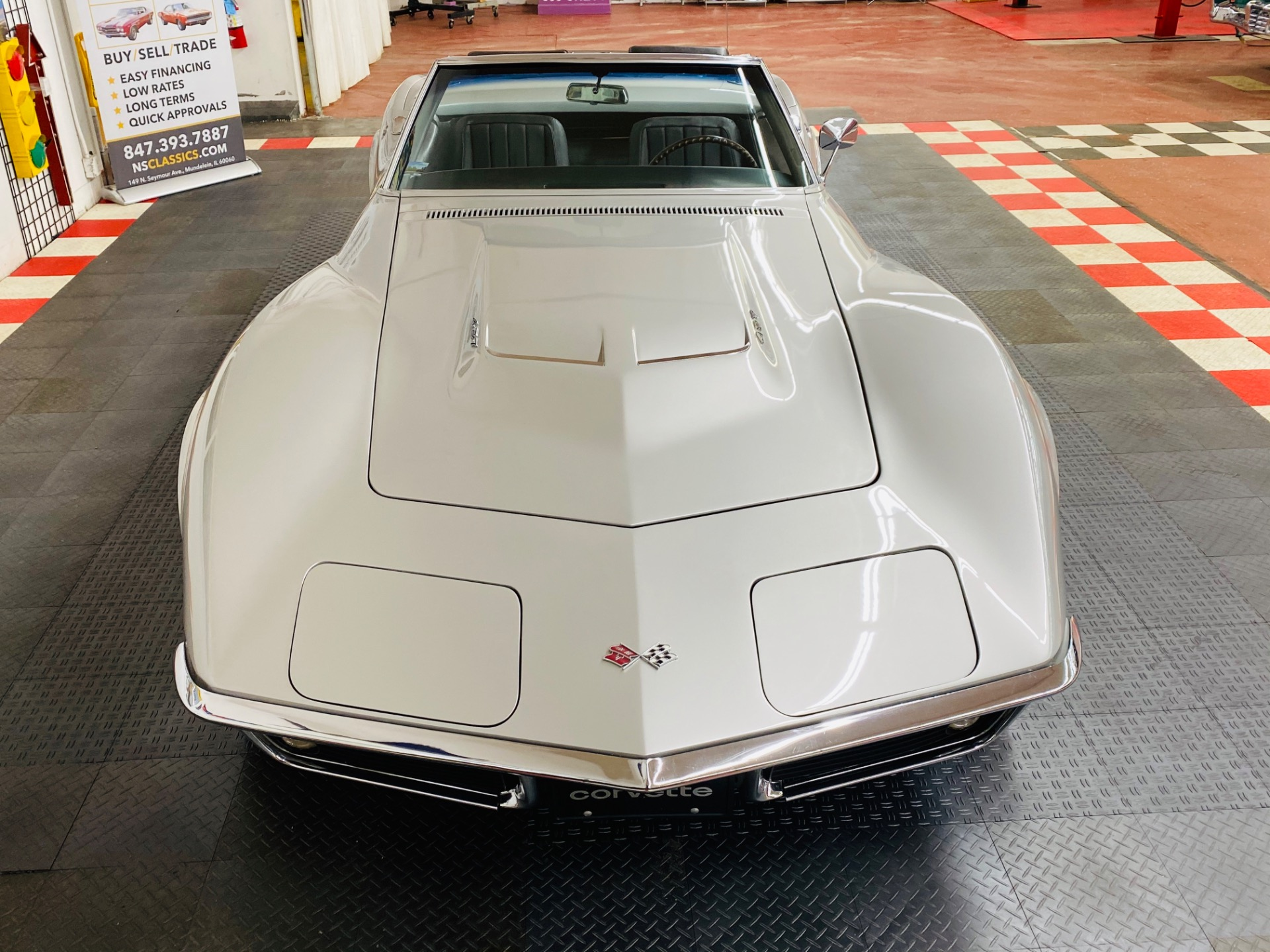 Used 1968 Chevrolet Corvette - TWO TOP CONVERTIBLE - 427 390HP - NUMBERS MATCHING -SEE VIDEO- | Mundelein, IL
