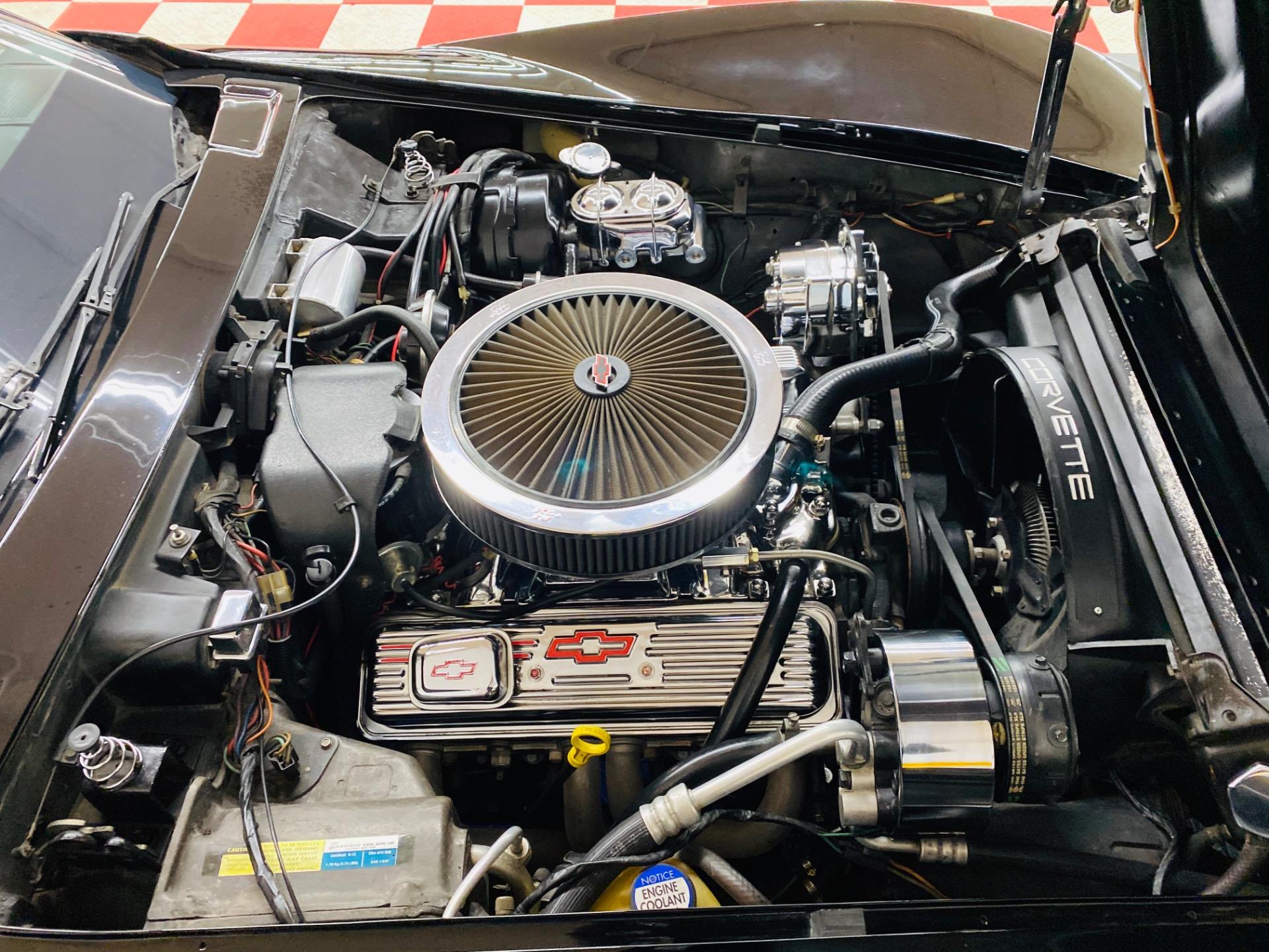 Used 1980 Chevrolet Corvette - L82 - T TOPS - ZZ4 CRATE ENGINE - | Mundelein, IL