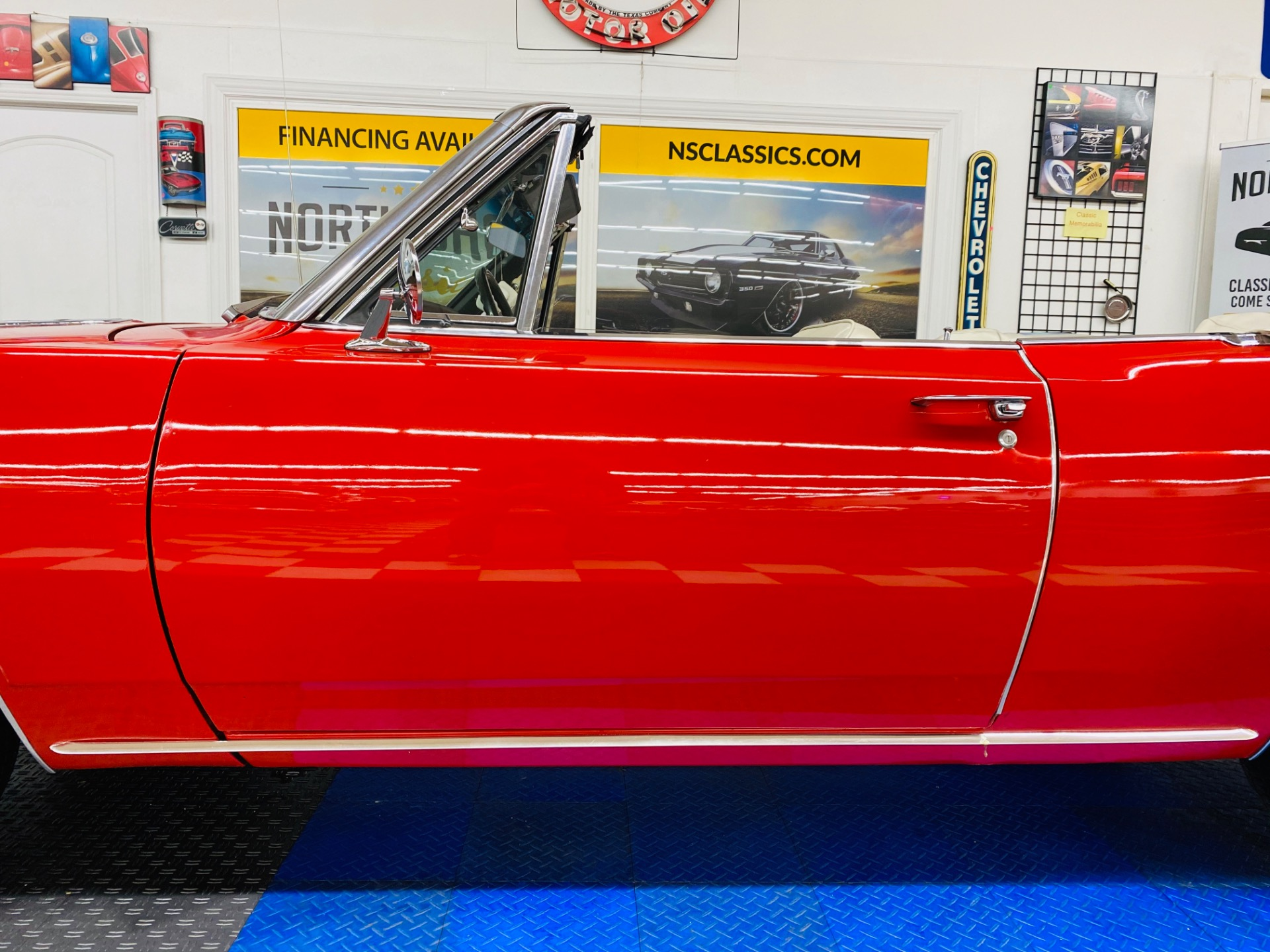 Used 1967 Plymouth Barracuda -CONVERTIBLE - 340 V8 ENGINE - VERY CLEAN - NICE PAINT - SEE VIDEO - | Mundelein, IL