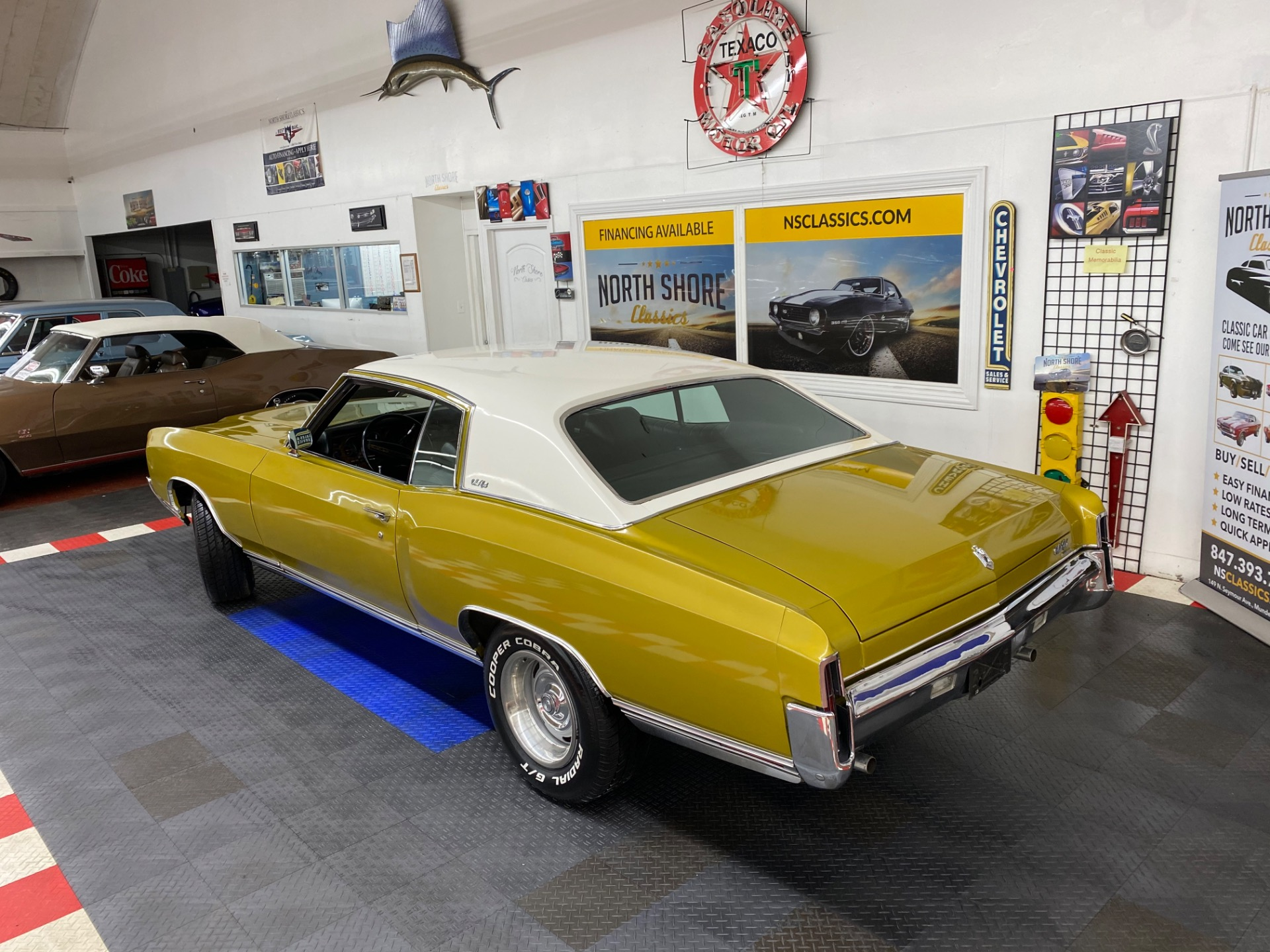 Used 1971 Chevrolet Monte Carlo - SOUTHERN CAR - VERY CLEAN - NUMBERS MATCHING - SEE VIDEO- | Mundelein, IL