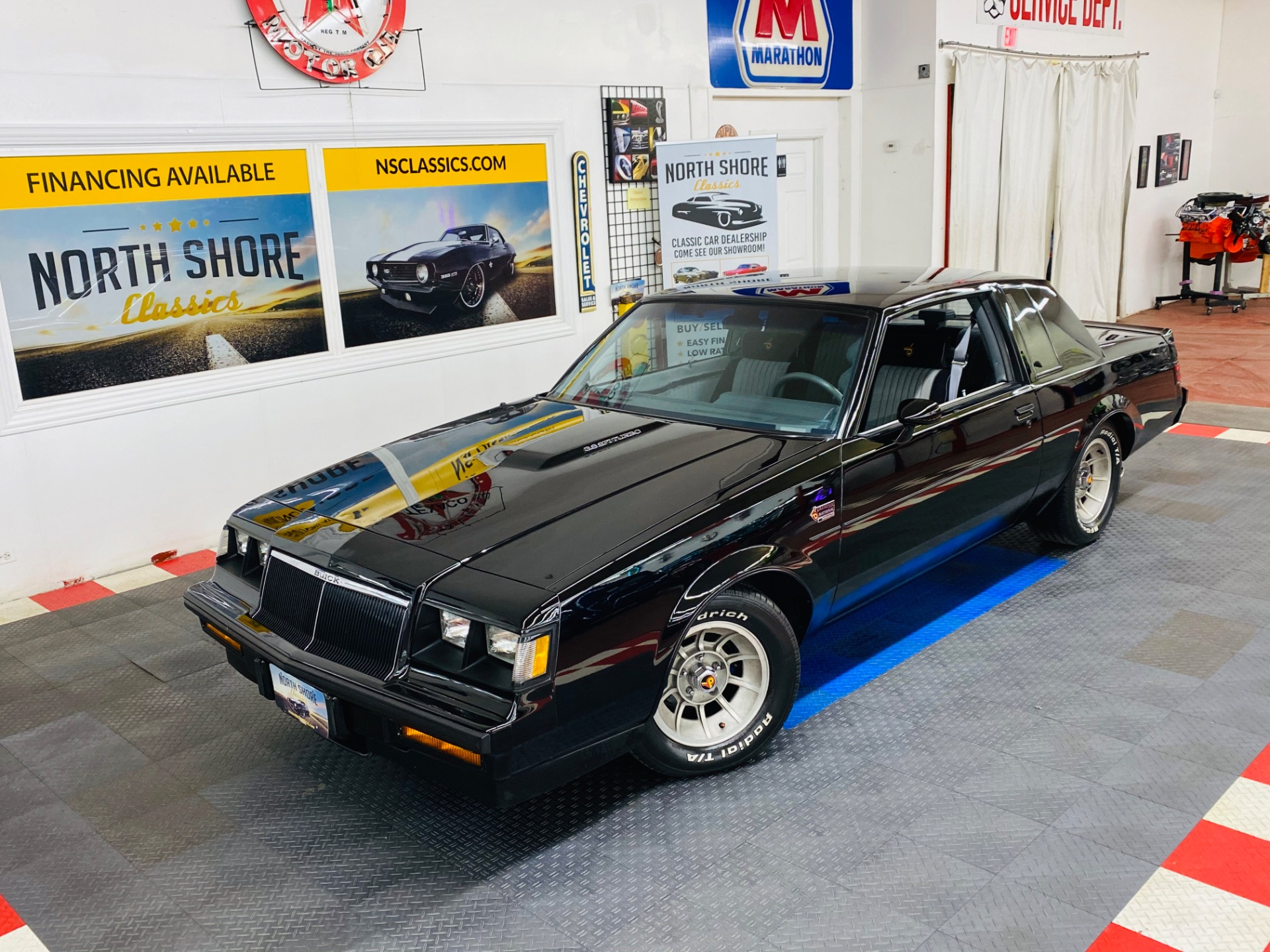 Used 1986 Buick Grand National - LOW MILES - ORIGINAL PAINT - SUPER CLEAN BODY AND FLOORS - SEE VIDEO - | Mundelein, IL