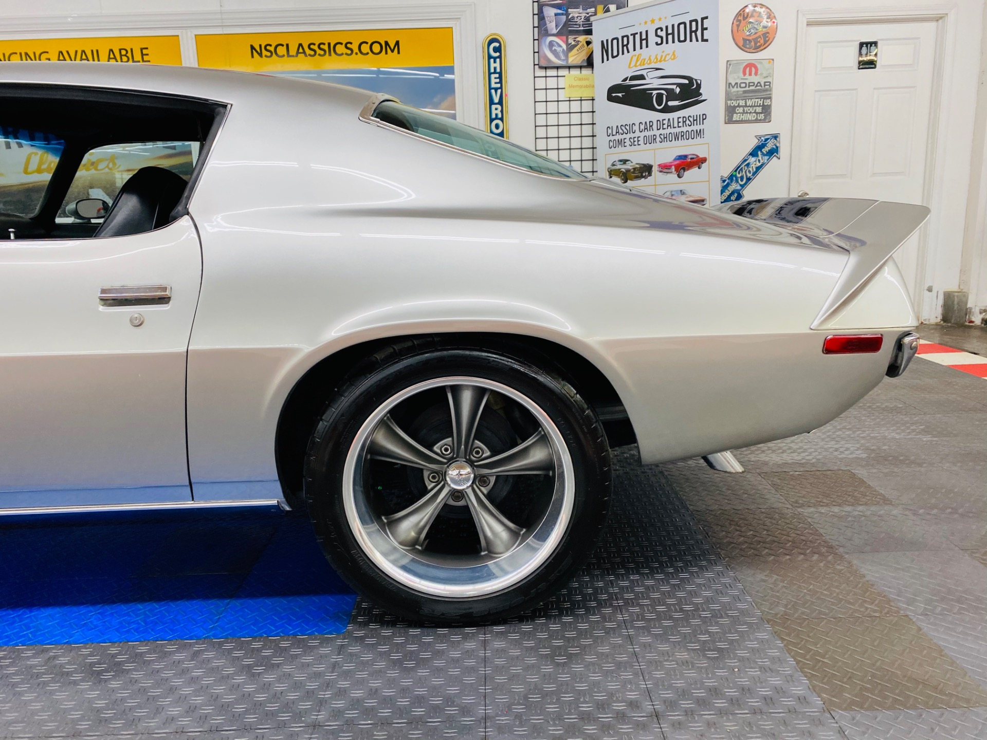 Used 1972 Chevrolet Camaro -SUPER SPORT TRIBUTE - 350 ENGINE - FACTORY A/C - SEE VIDEO - | Mundelein, IL
