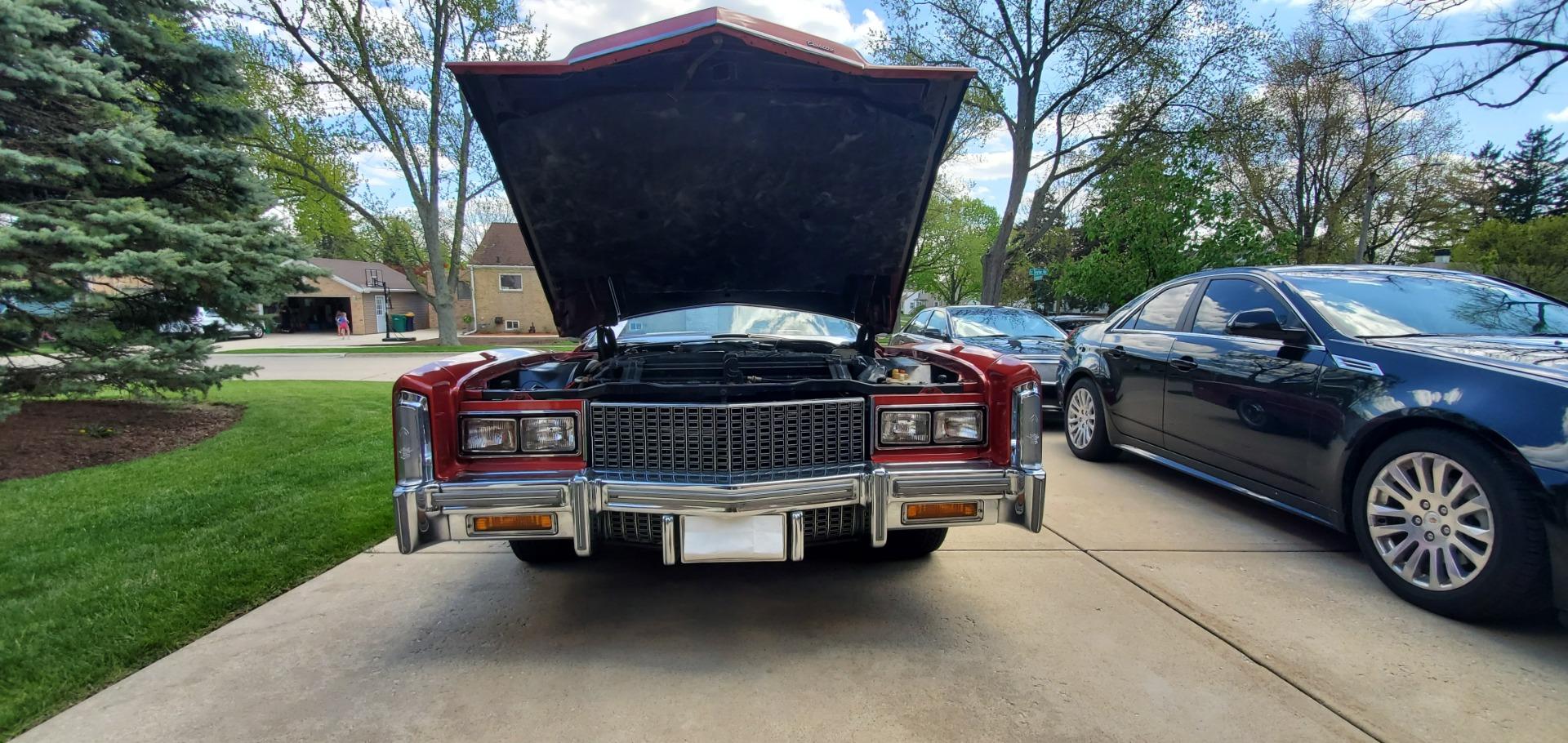 Used 1976 Cadillac Eldorado -Ride with Style | Mundelein, IL