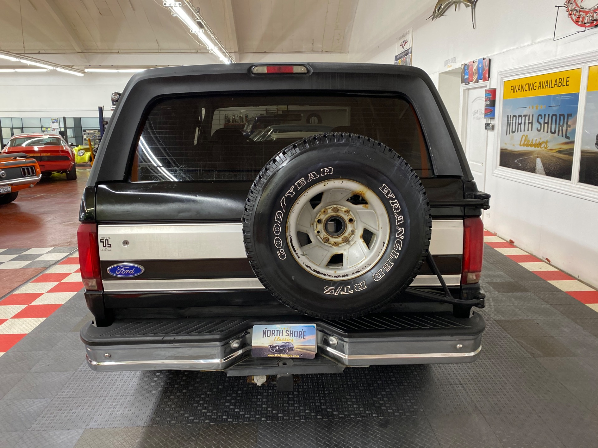 Used 1996 Ford Bronco XLT - SEE VIDEO - | Mundelein, IL
